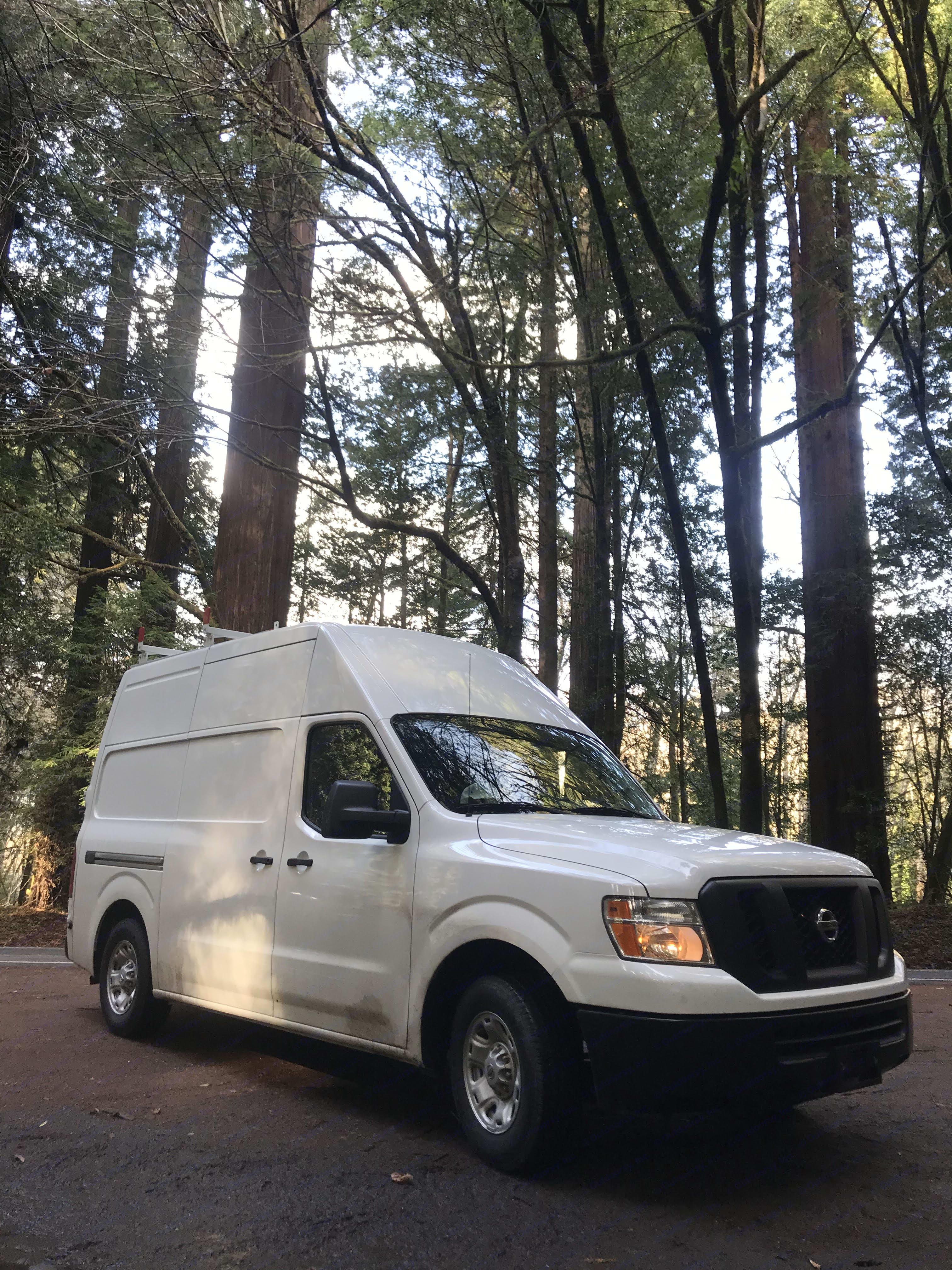 Van the Adventure exploring the California Redwoods.. Other Other 2018