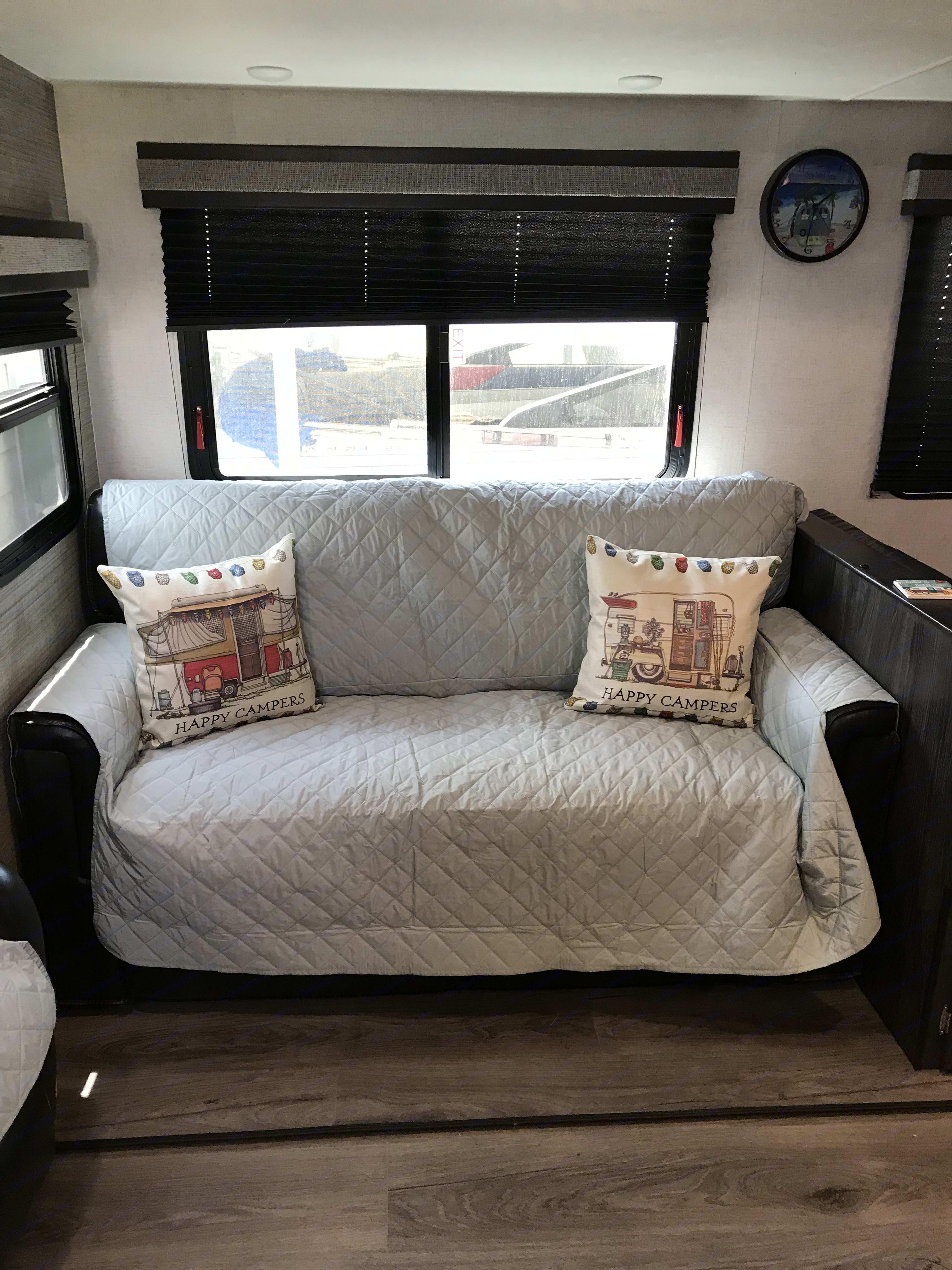 Full-sized sofa. Open Range Open Range 2019