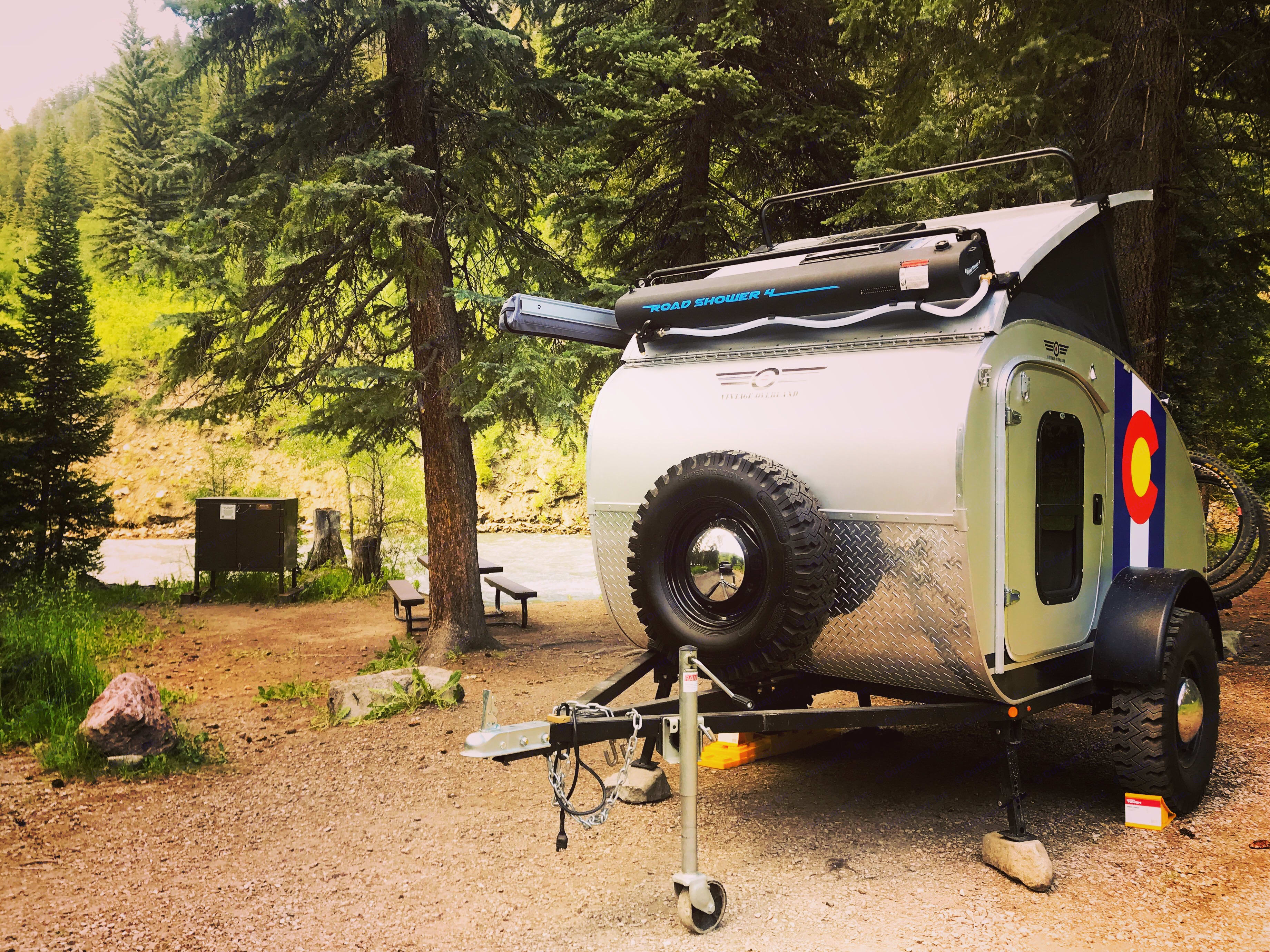 Quick mountain getaways.... Vintage Overland T. E. Lawrence 2019