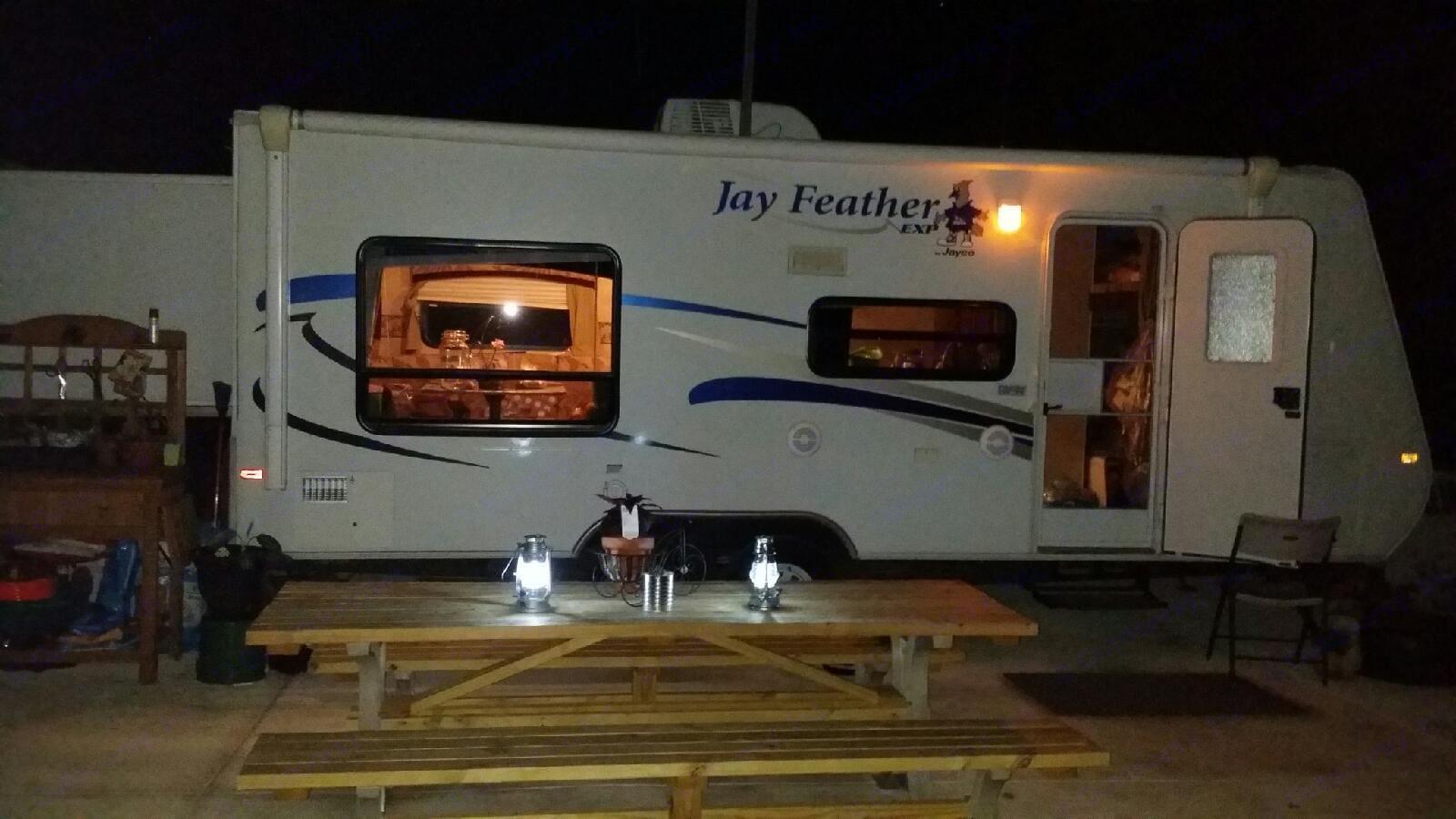 Jayco Jay Feather Exp 2009