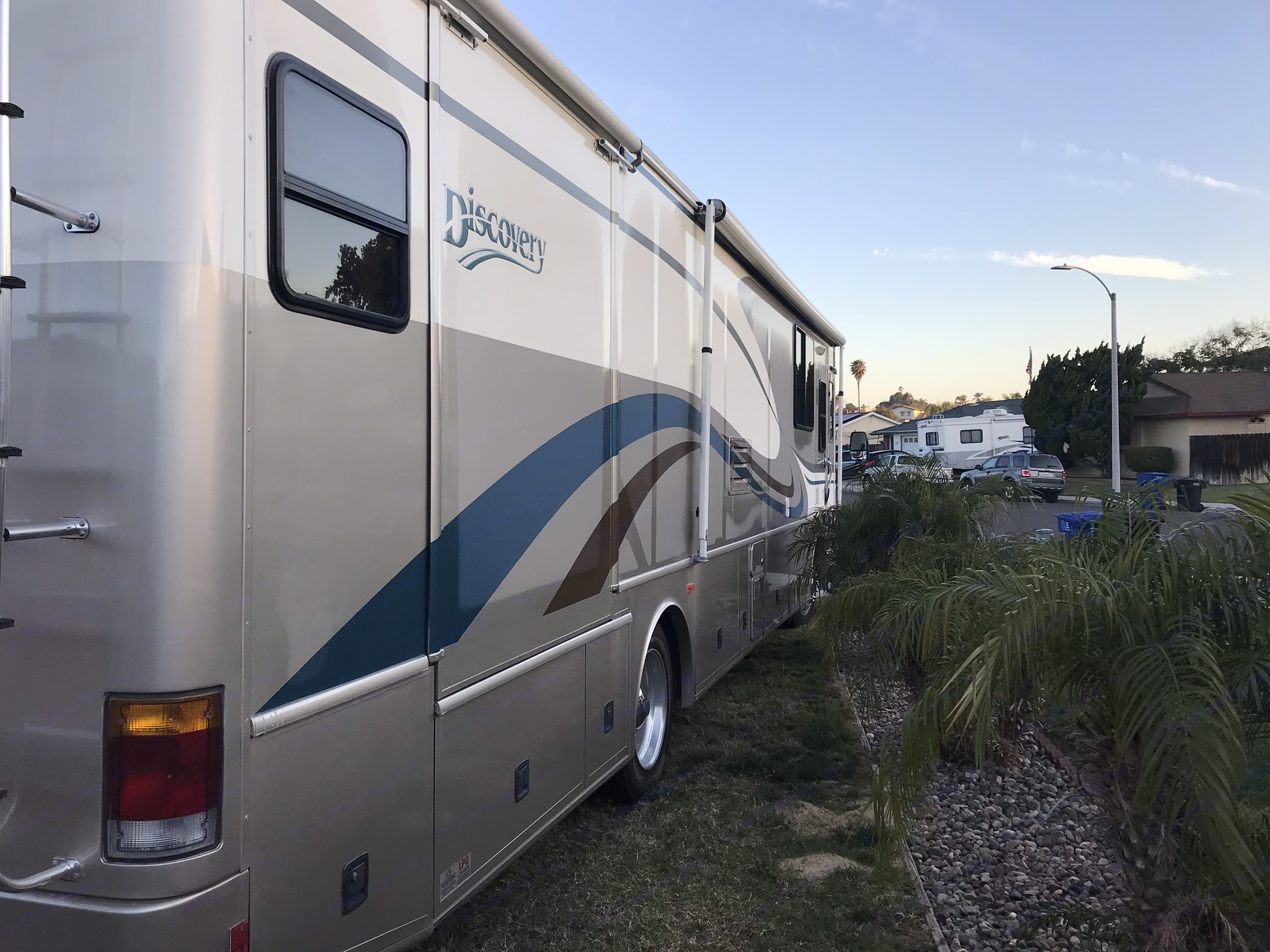Fleetwood Discovery 2000