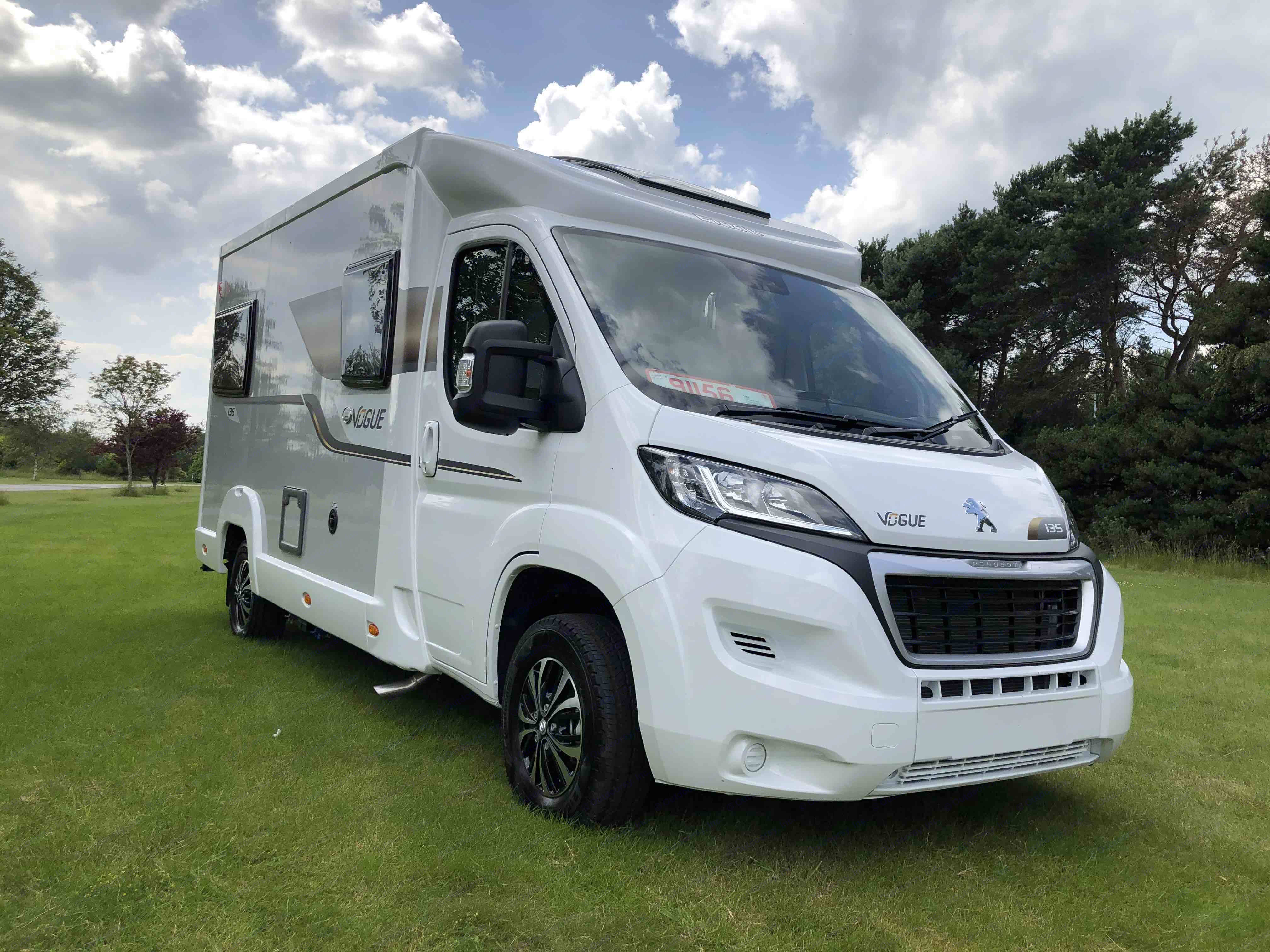 Meet Brian - our Elddis Accordo 135 motorhome. Although only 6 meters in length this motorhome is packed full of all the things you will need for an extended road trip.. Elddis Accordo 135 2019