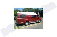 Dodge B Van 1987