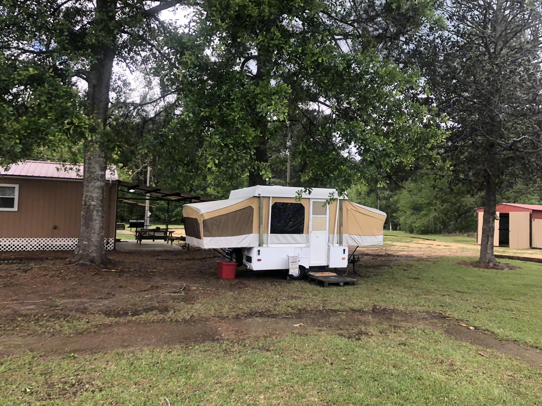 Great for camping in any spot! . Coleman Other 1990