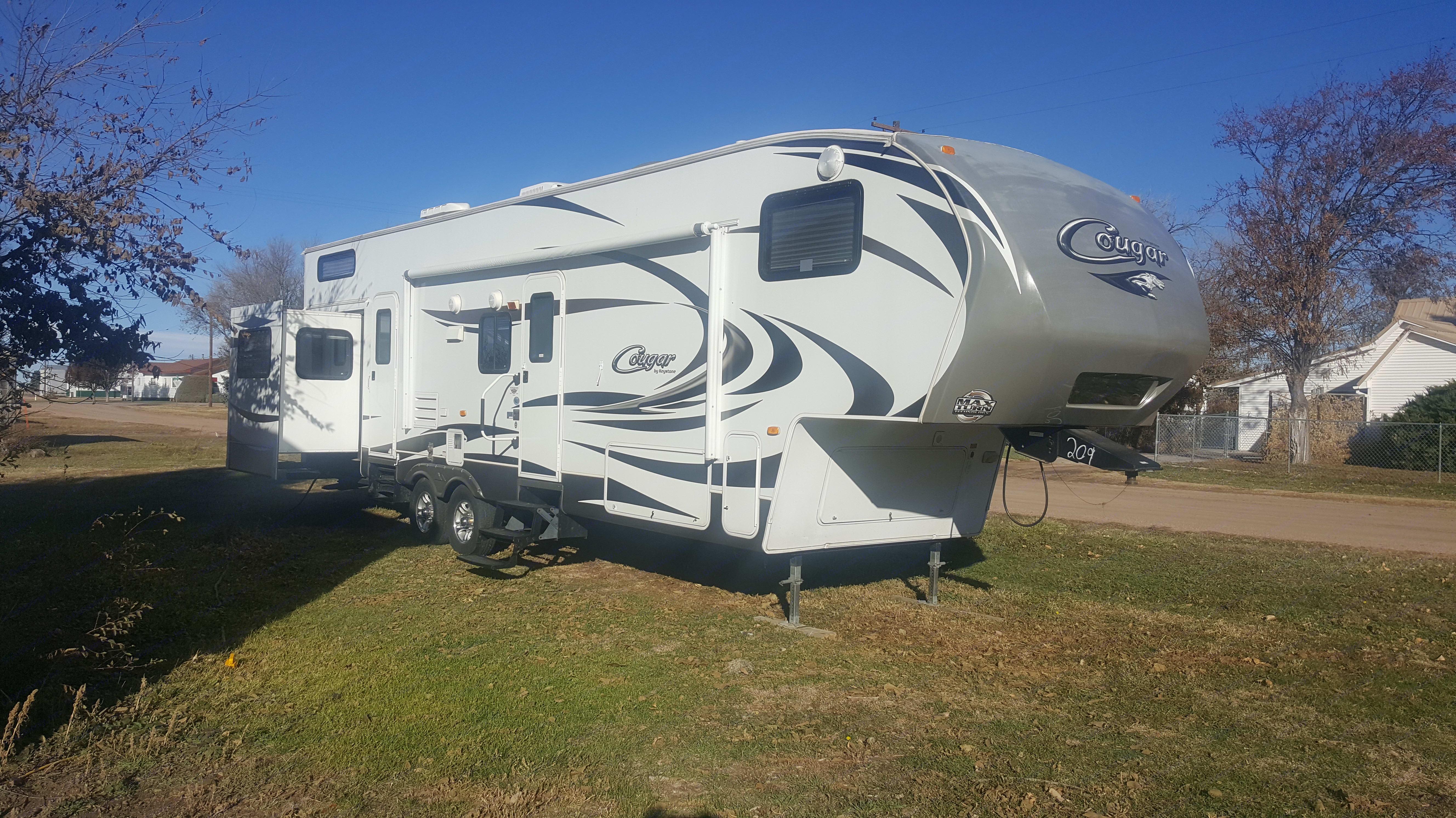 Keystone Cougar 2012