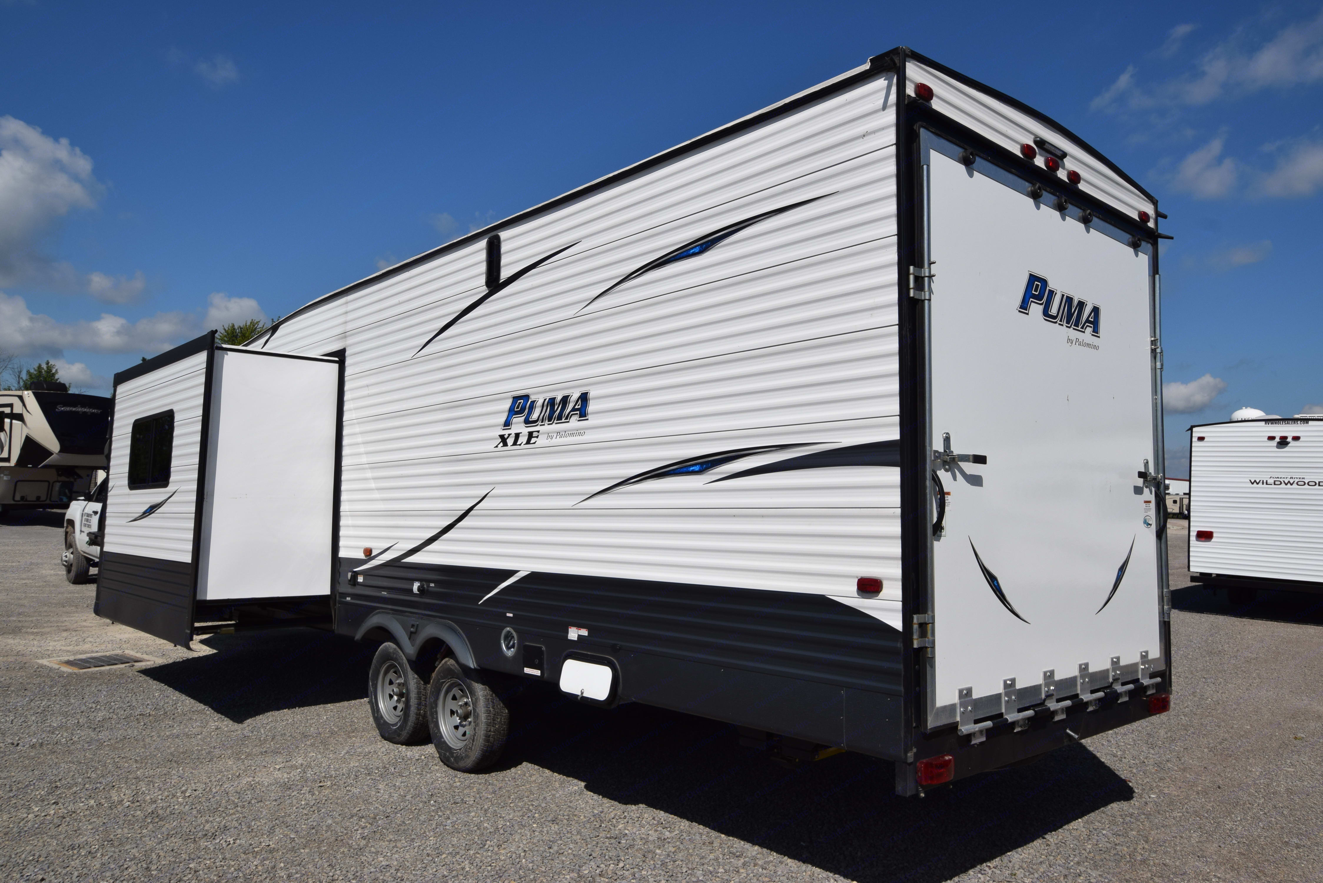 Palomino Puma XLE 2019