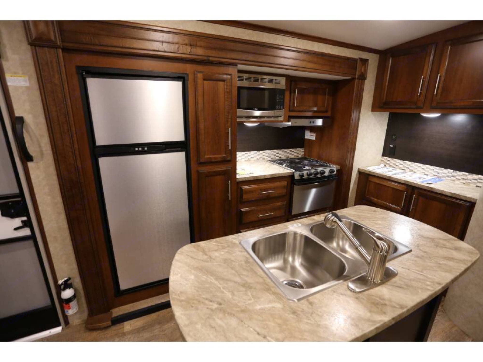 Kitchen. Jayco Camper Trailer- Eagle 2018