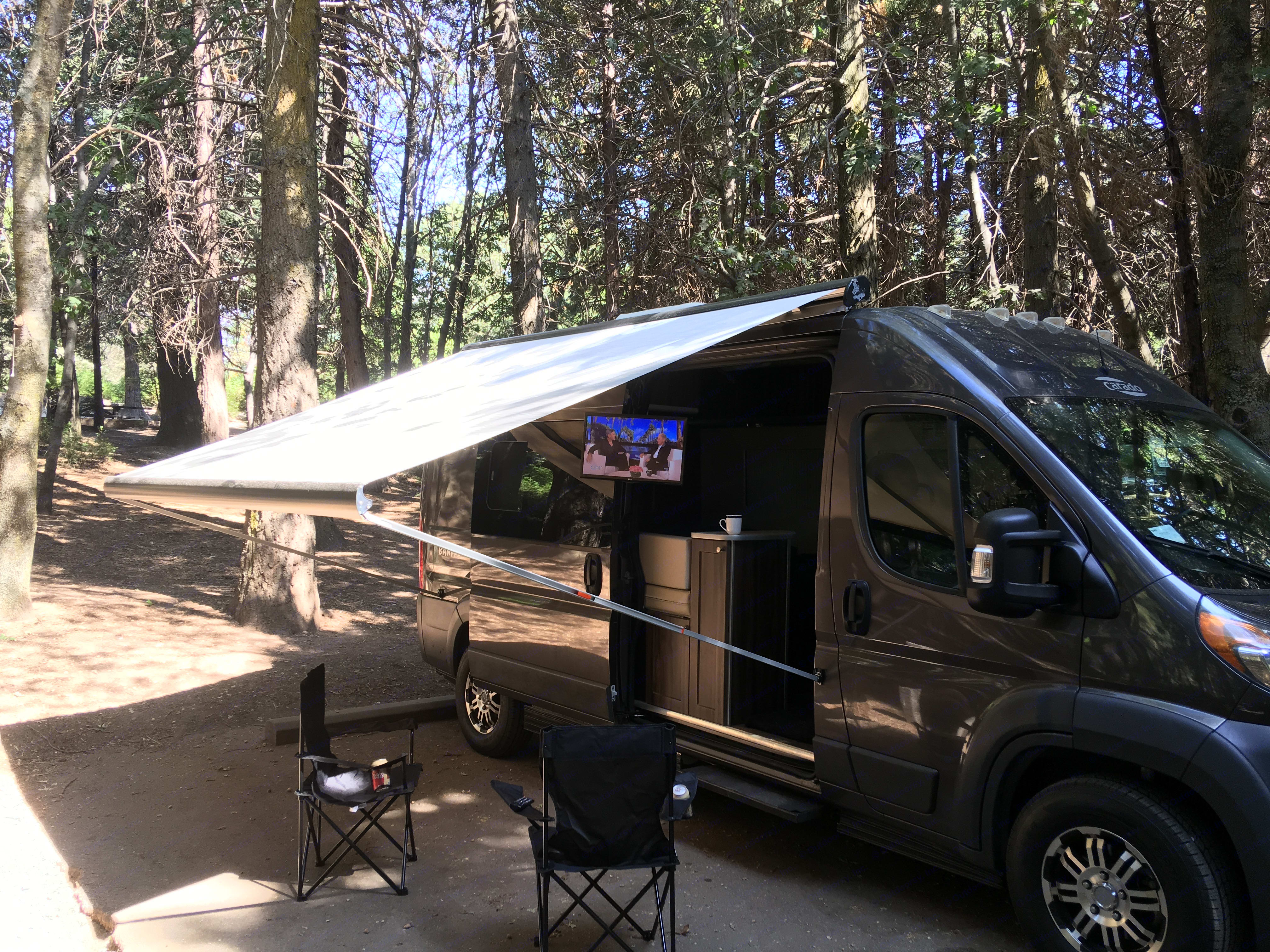 Easy to drive & Park. Dodge Ram Promaster 2500 2019