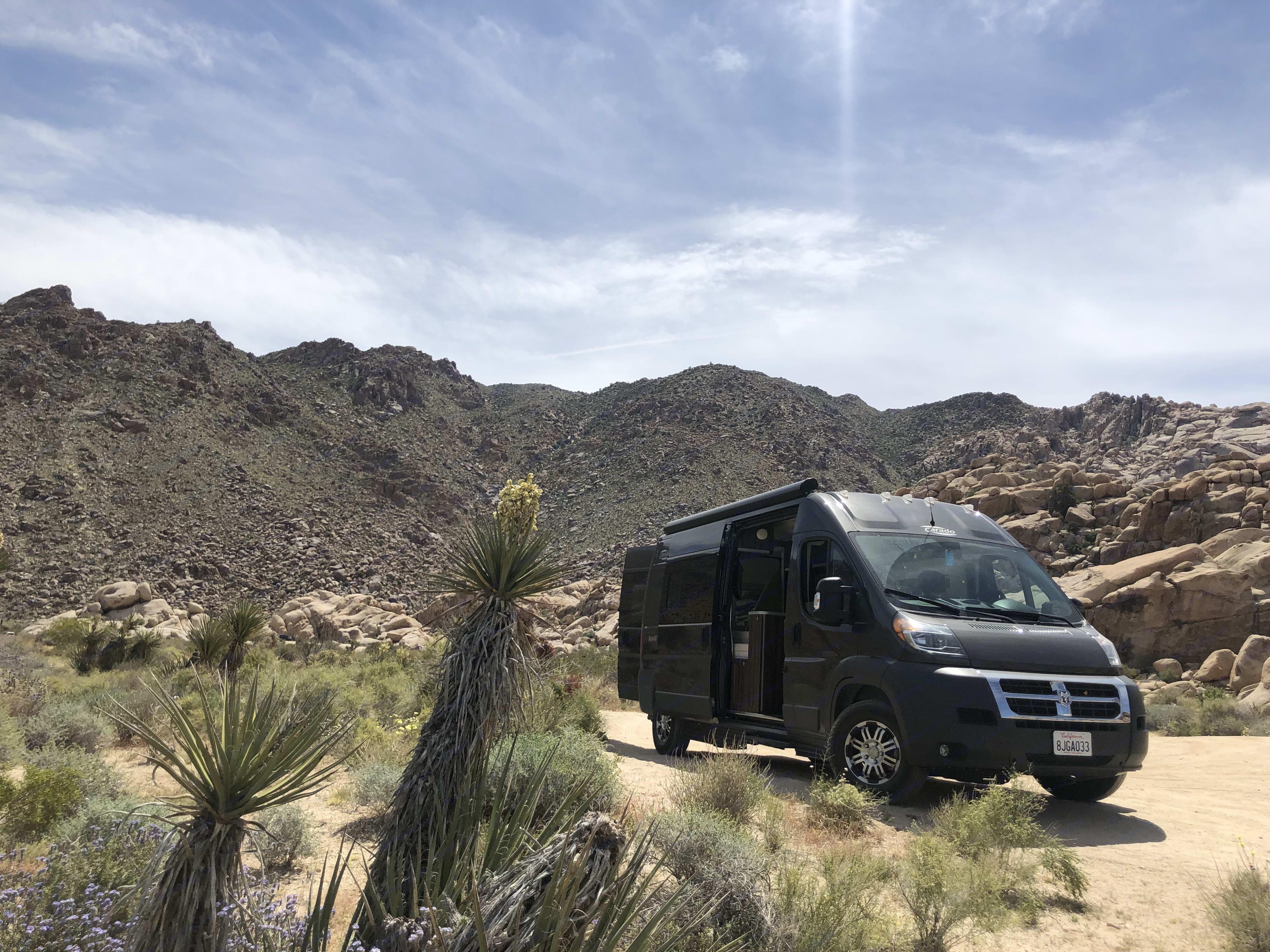 Dodge RV/Camper Van 2018