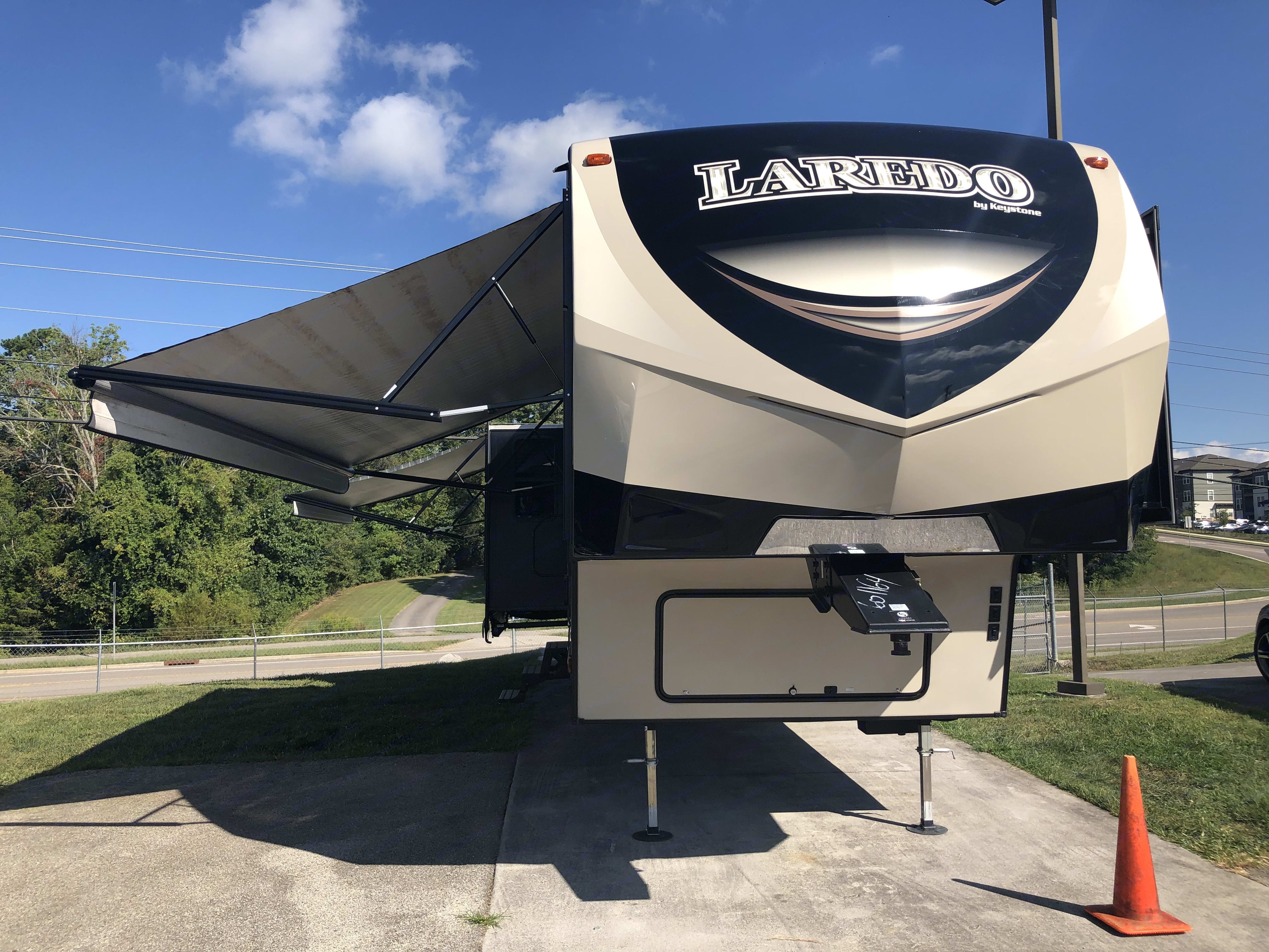Keystone Laredo 2018