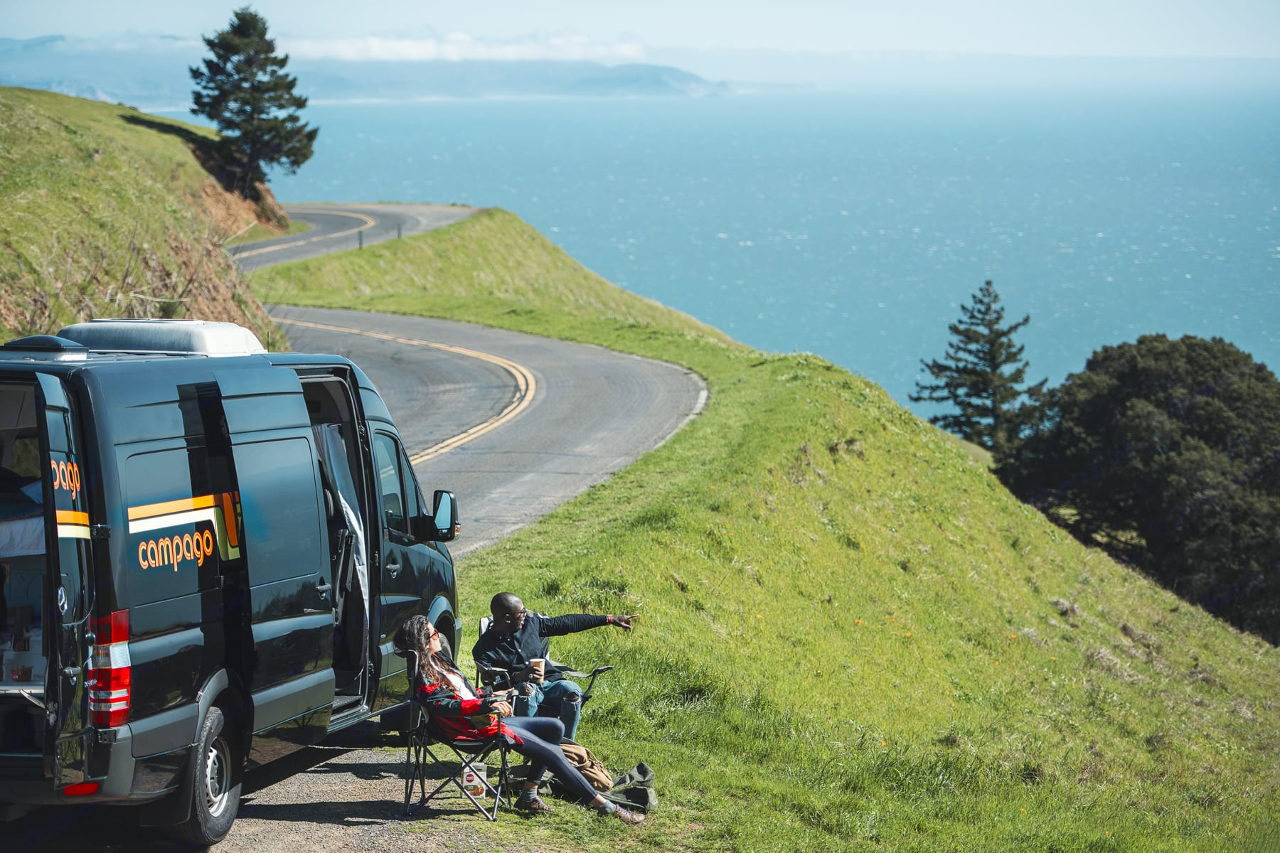When everywhere is comfortable, where will you CampaGO?. Mercedes-Benz Sprinter 2013