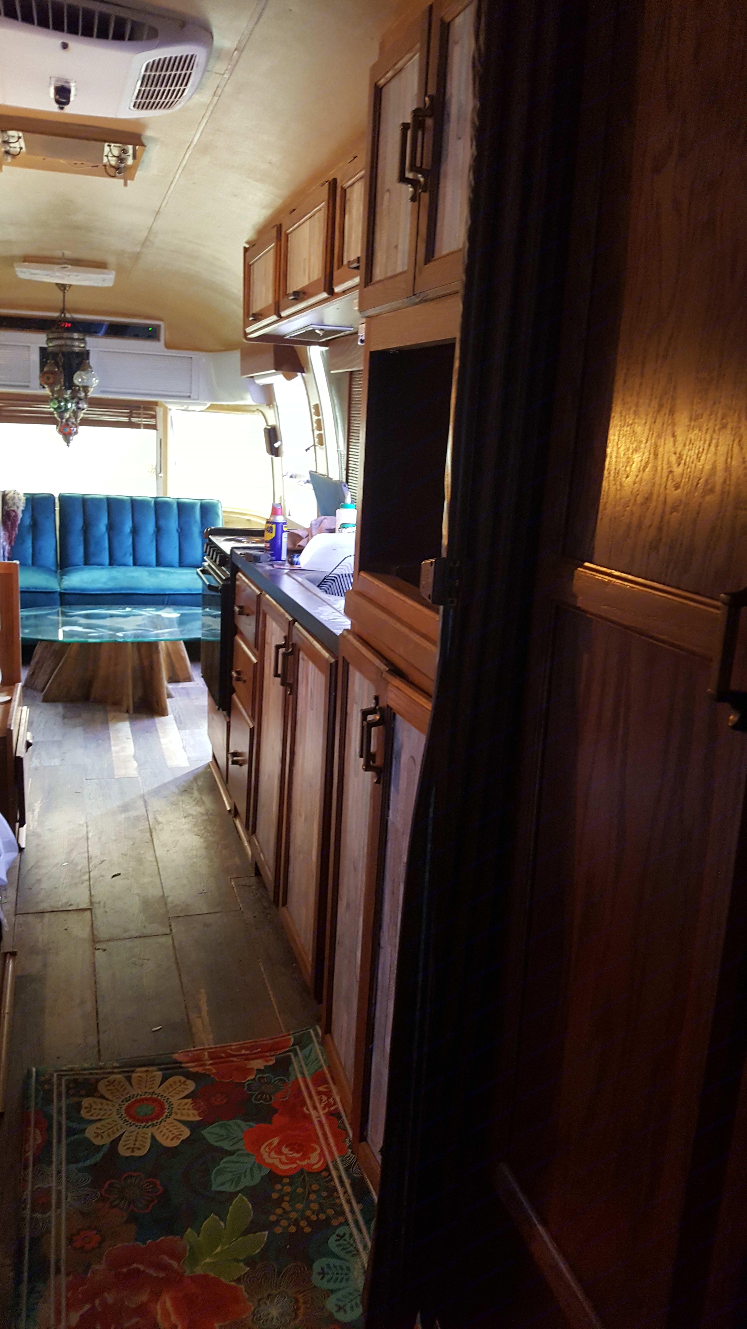 Airstream Excella 1987