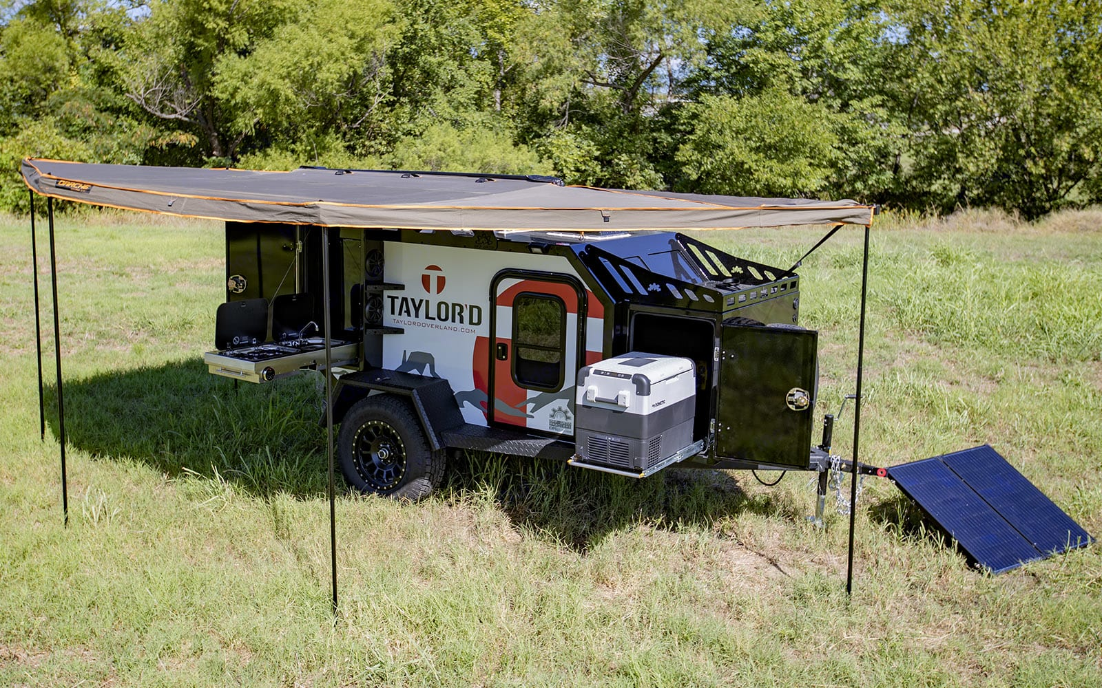 Off Grid Trailers Expedition 2019