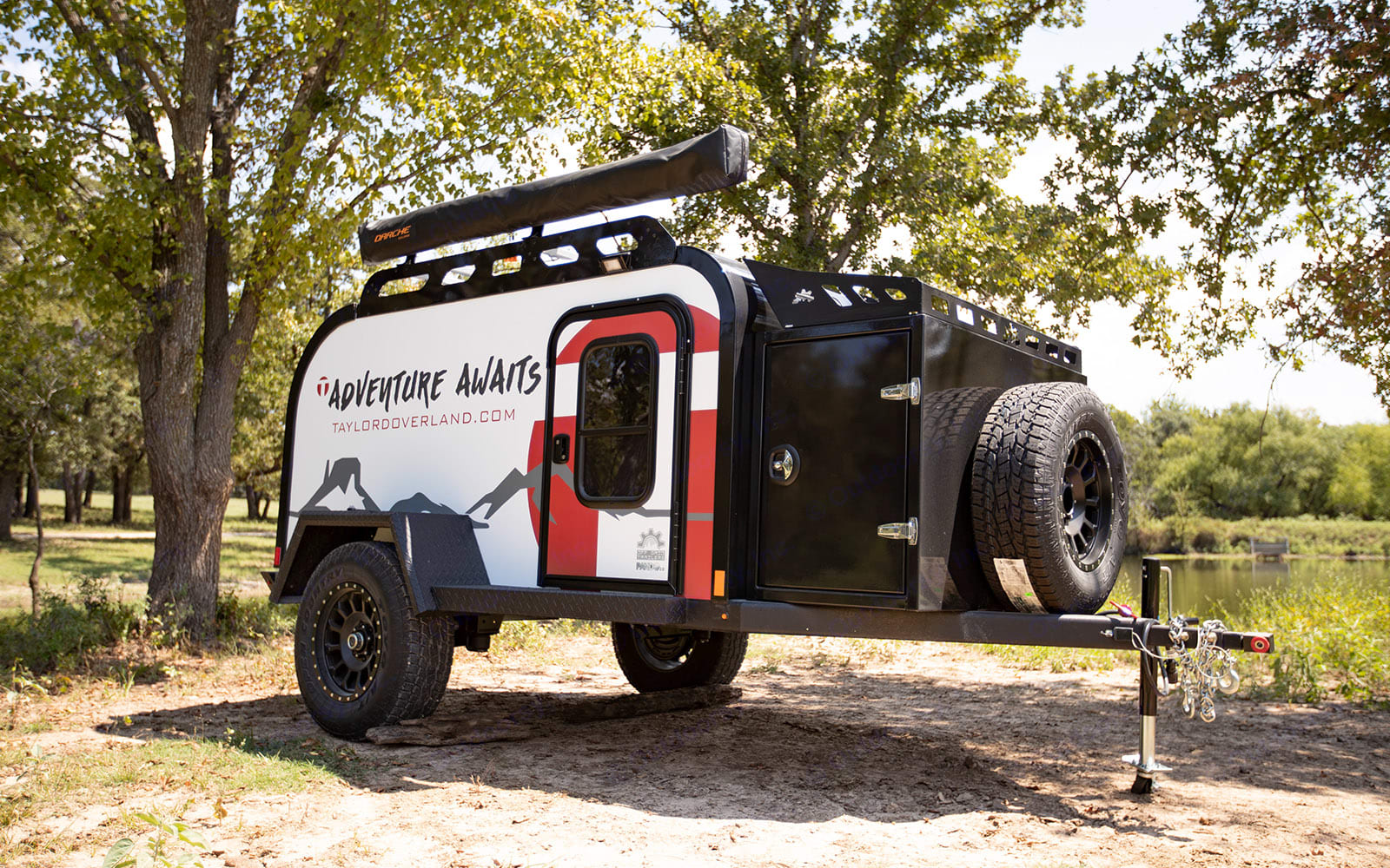 Off Grid Trailers Pando 2019