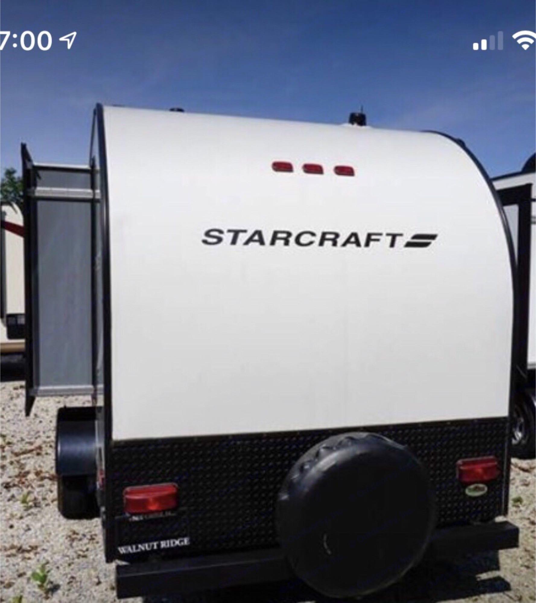 Starcraft Comet 2018