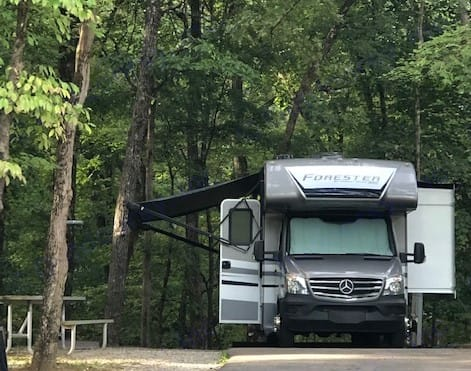 Home away from home!. ForestRiver Forester 2019