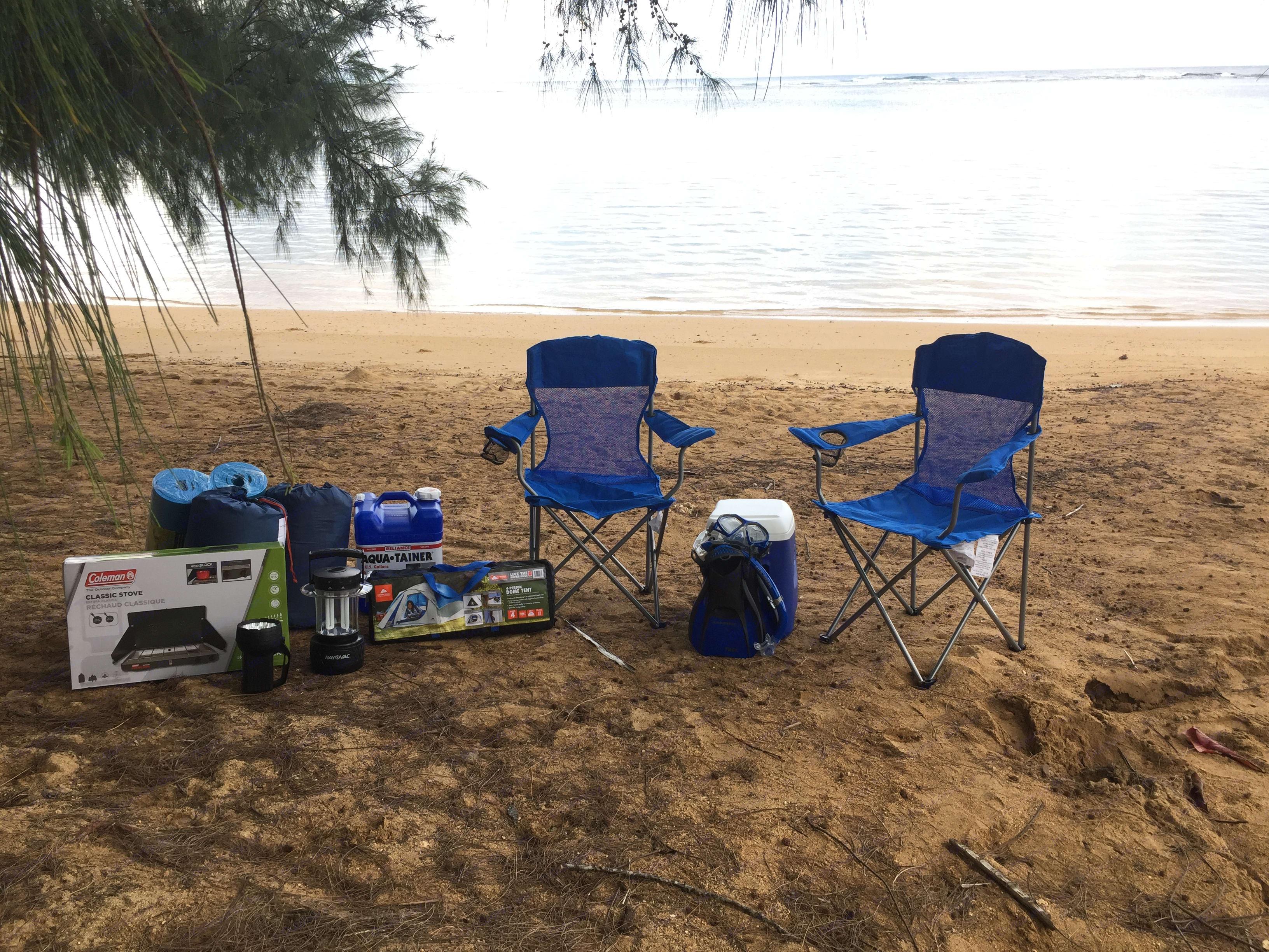 Beach & Camping Equipment.. Toyota Sequoia 2 Wheel Drive 2003