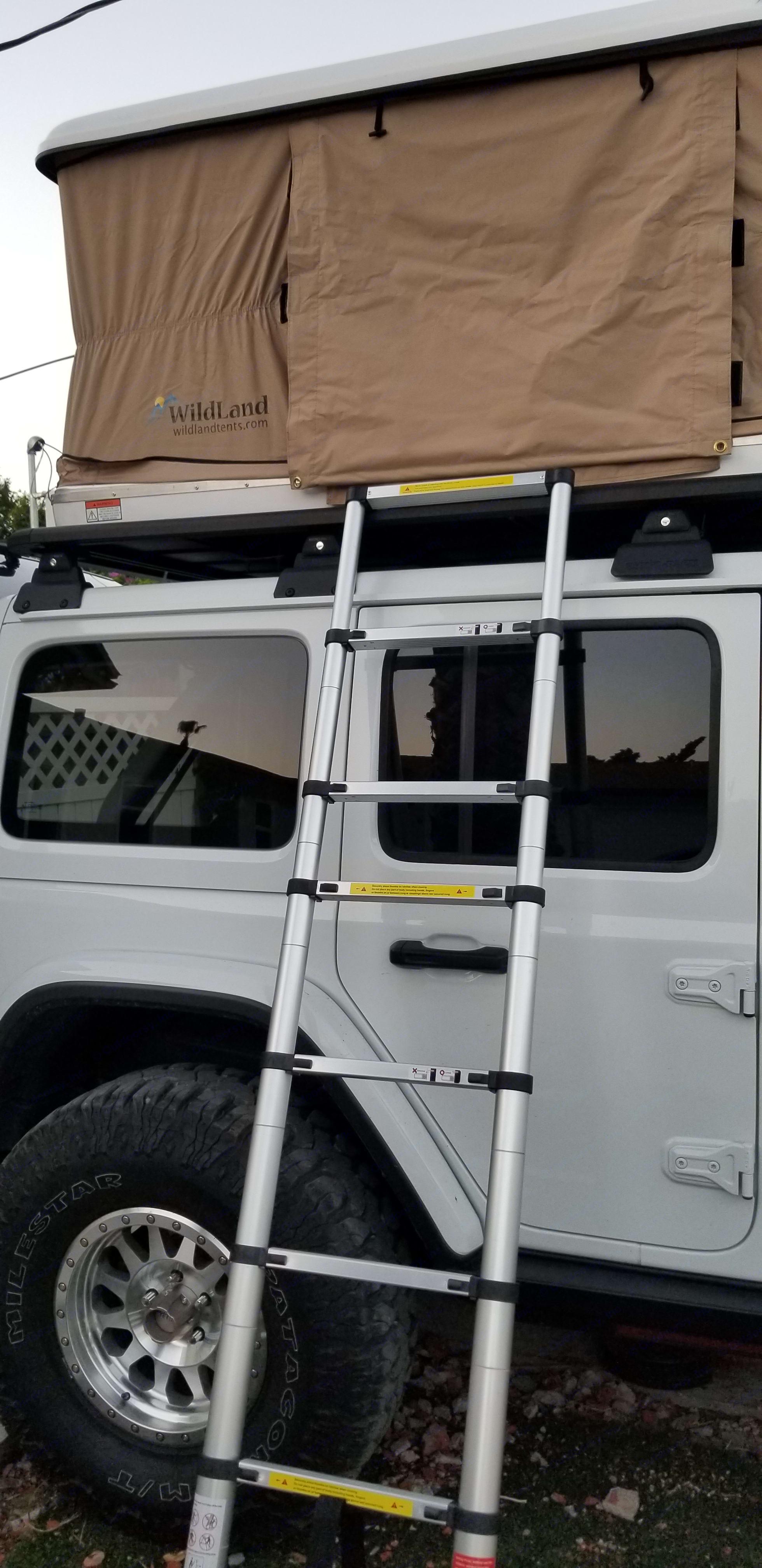Jeep Wrangler JLU Rubicon 2018