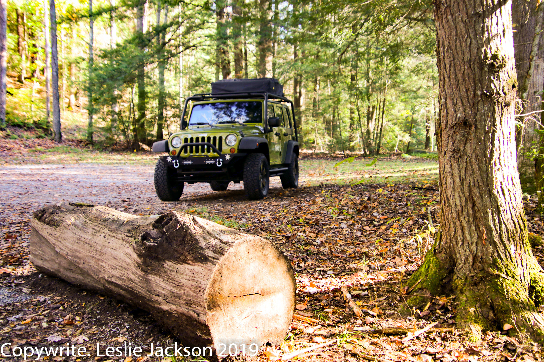 Overlanding at its finest.. Jeep Wrangler Overland 2010