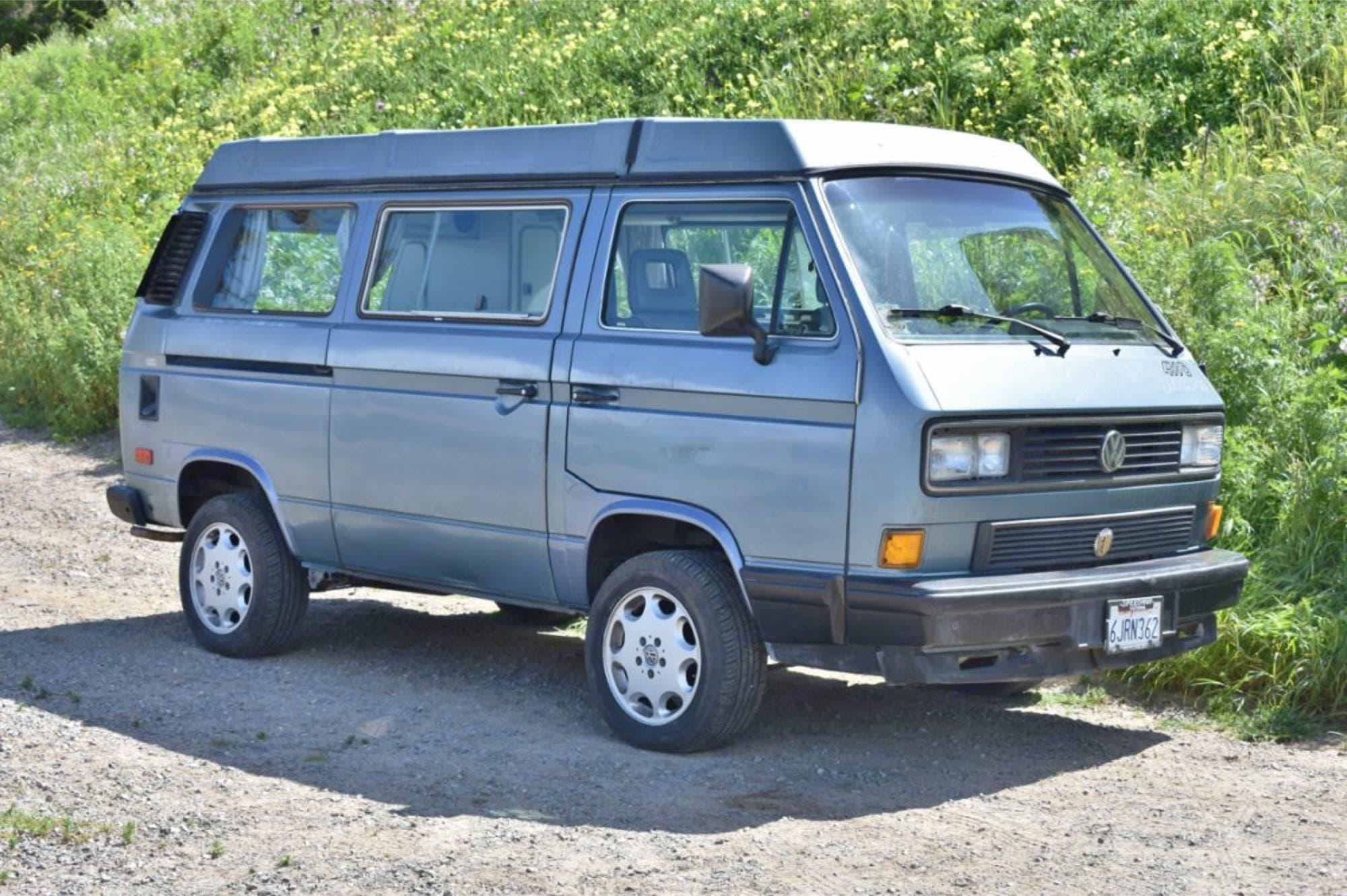 Volkswagen T3 Westfalia 1989