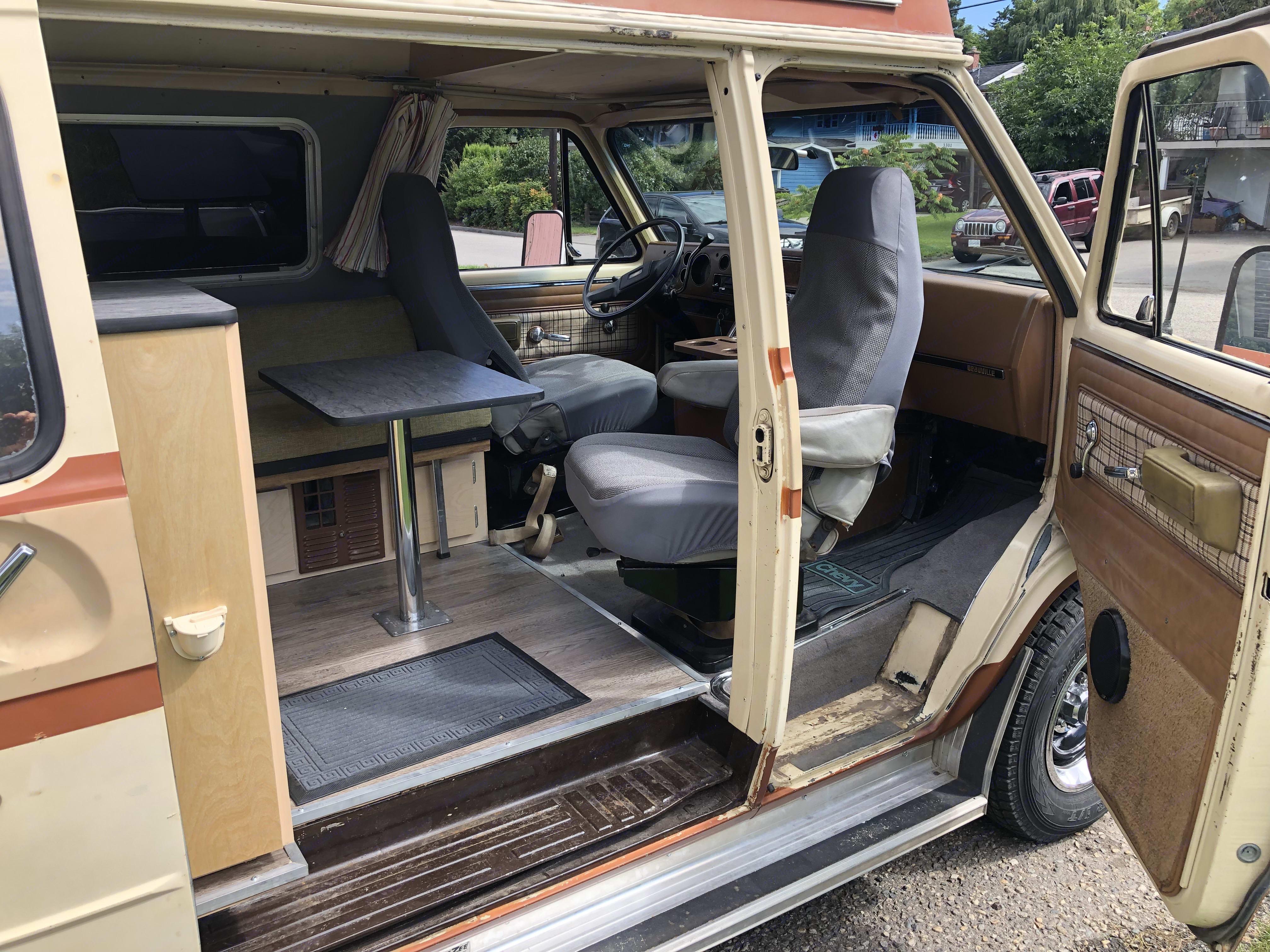Chevrolet ChevyVan 1980