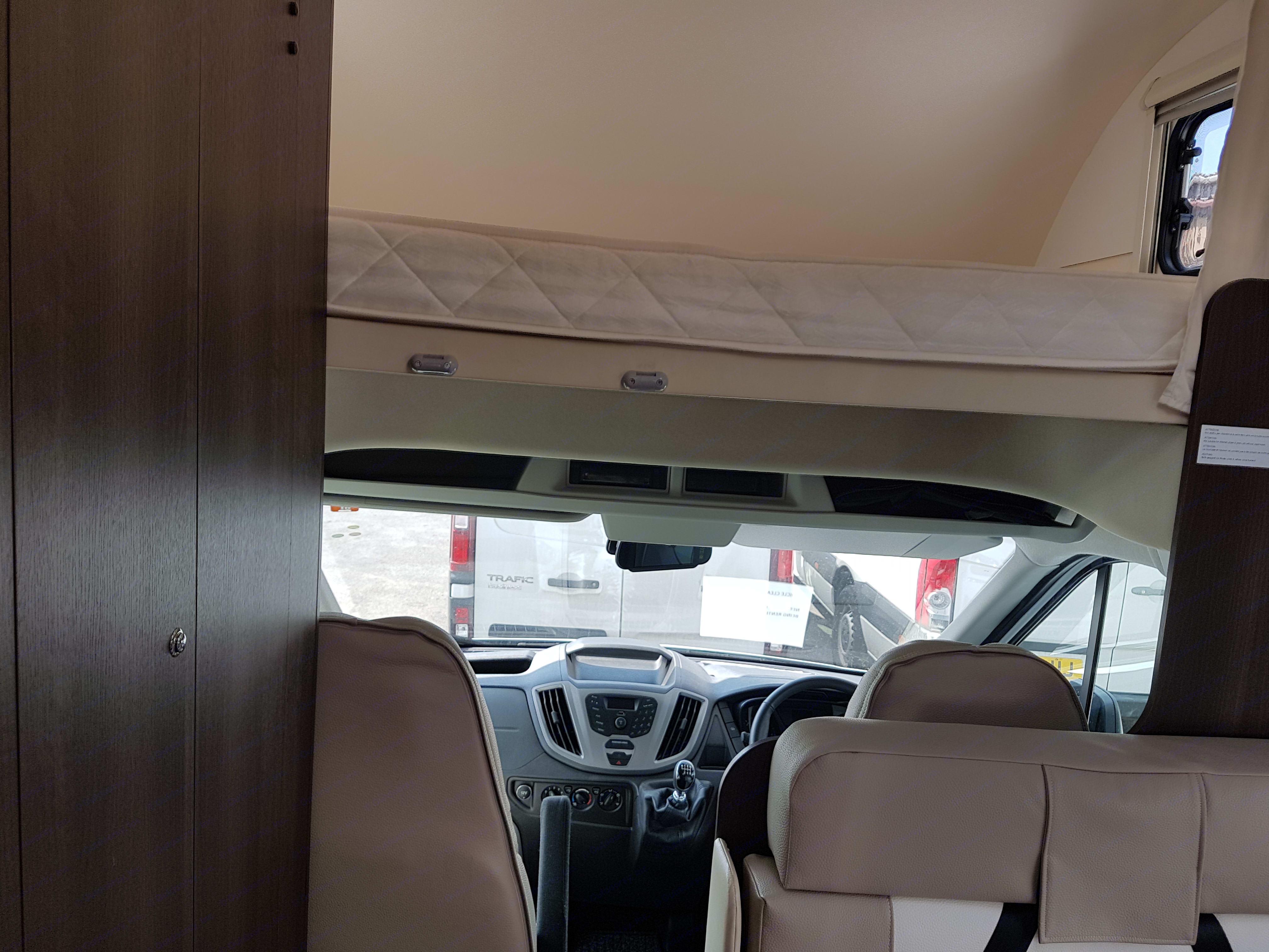 Ford Transit Motorhome 2018