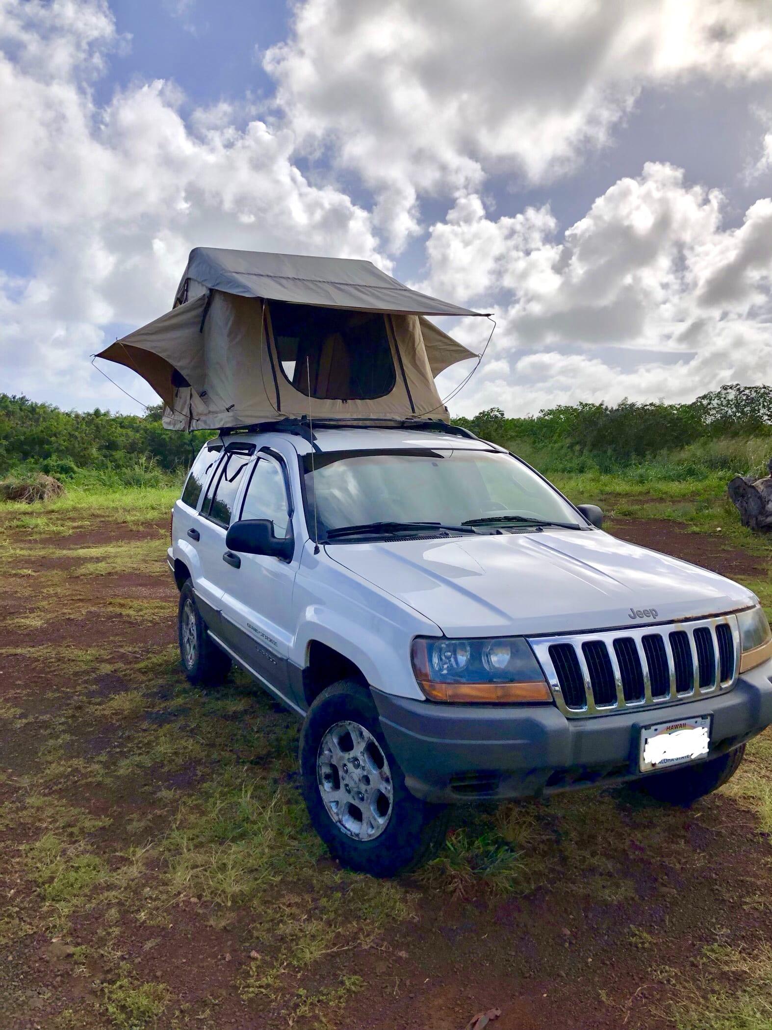 Jeep Coachman 2002