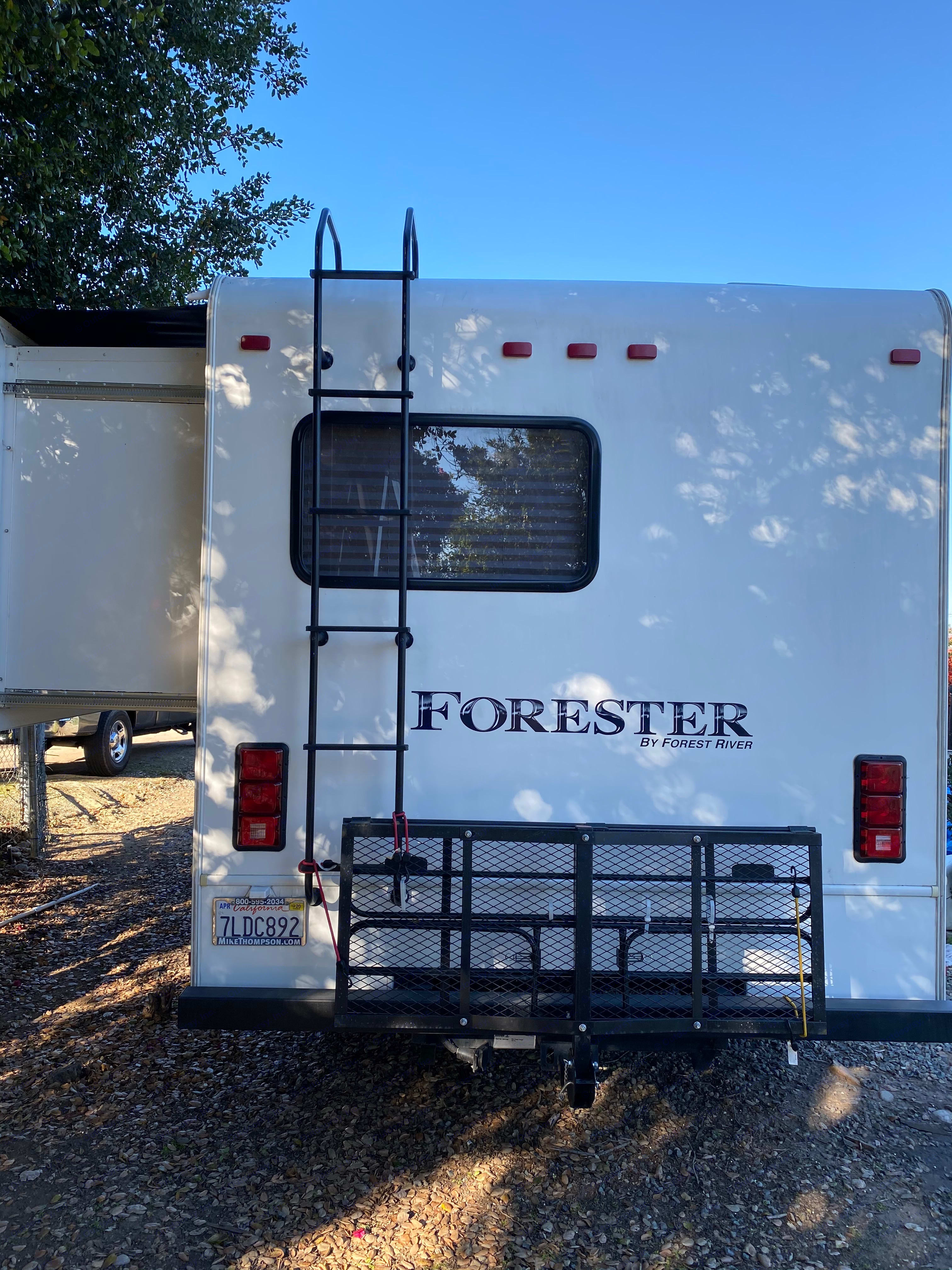 Forest River Forester 2016