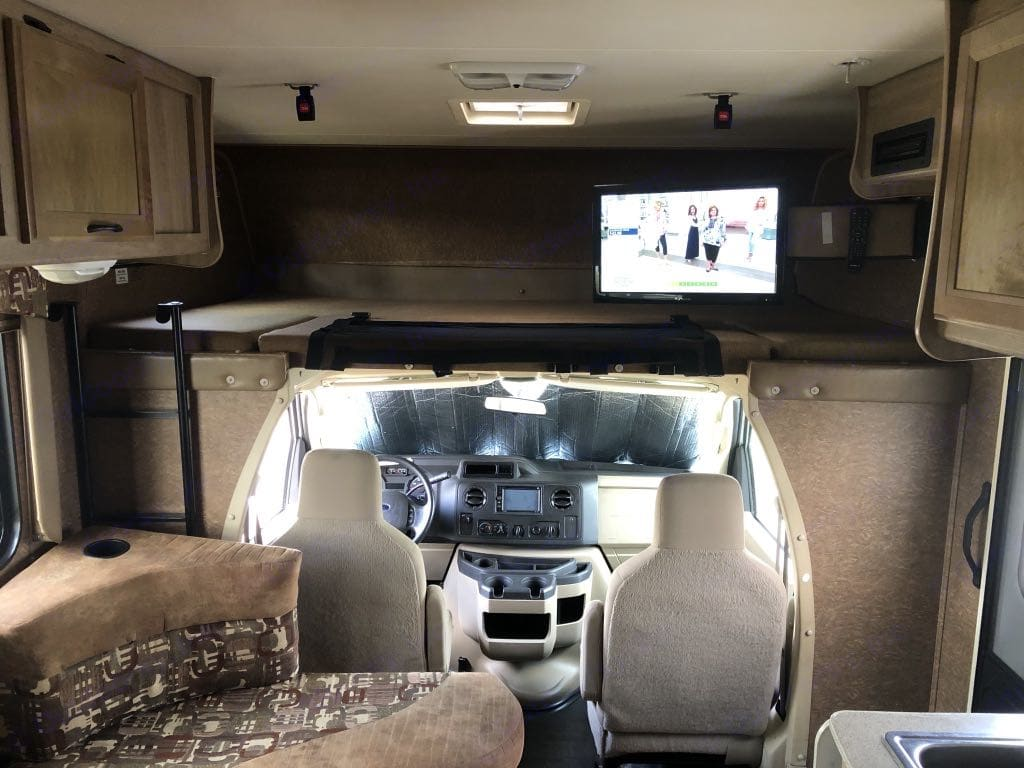 Coachmen Freelander 2015