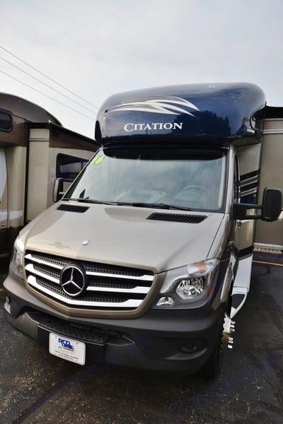 Thor Motor Coach Citation 24SL 2016
