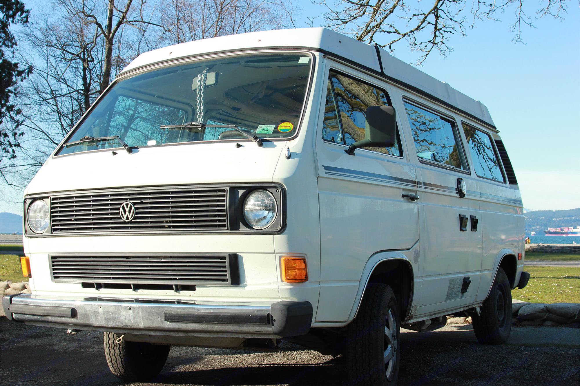 Volkswagen Vanagon Westfalia 1984