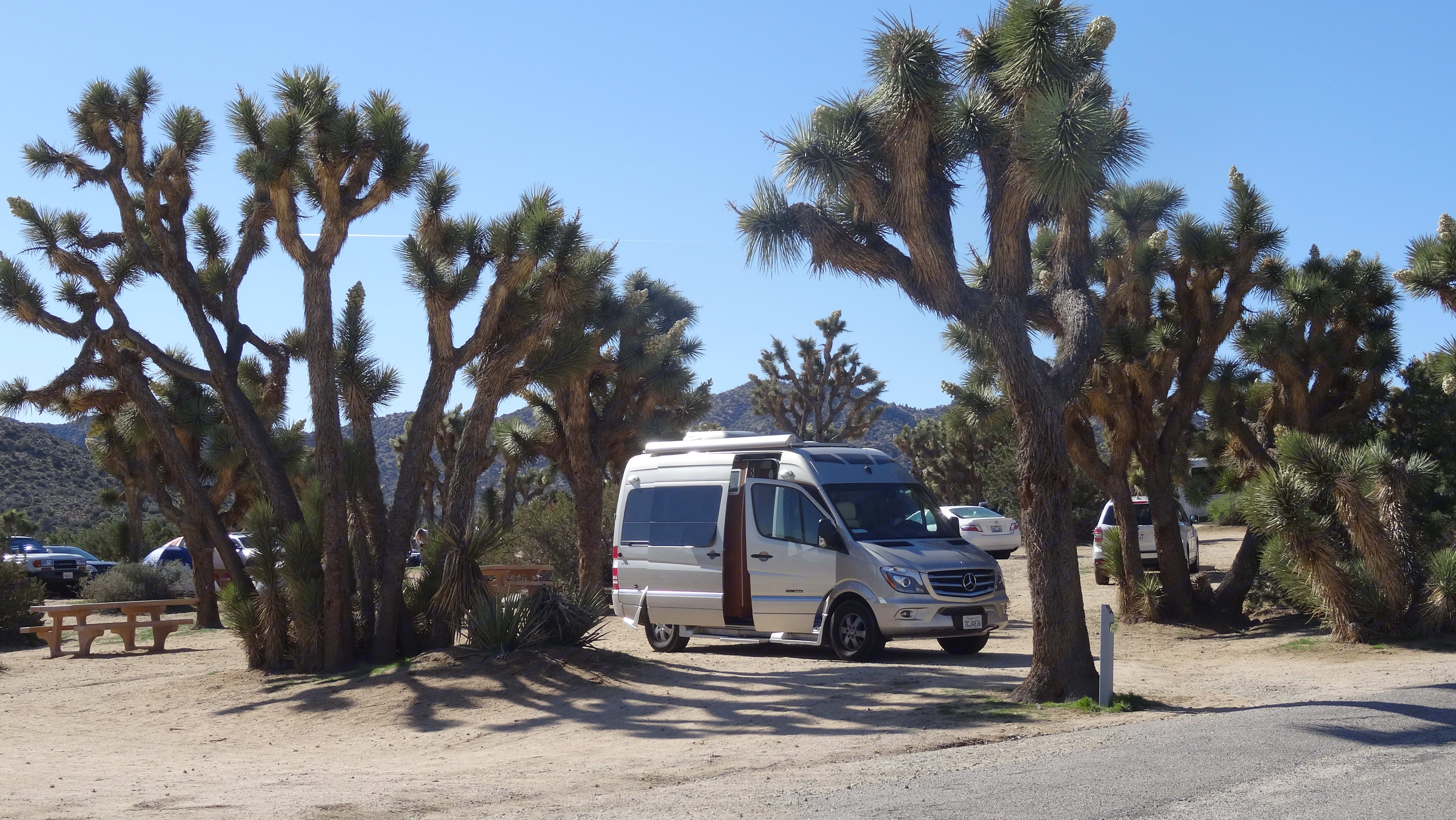 Enjoy the hot temps in your cool rig.. Roadtrek Motorhome SS Agile 2017
