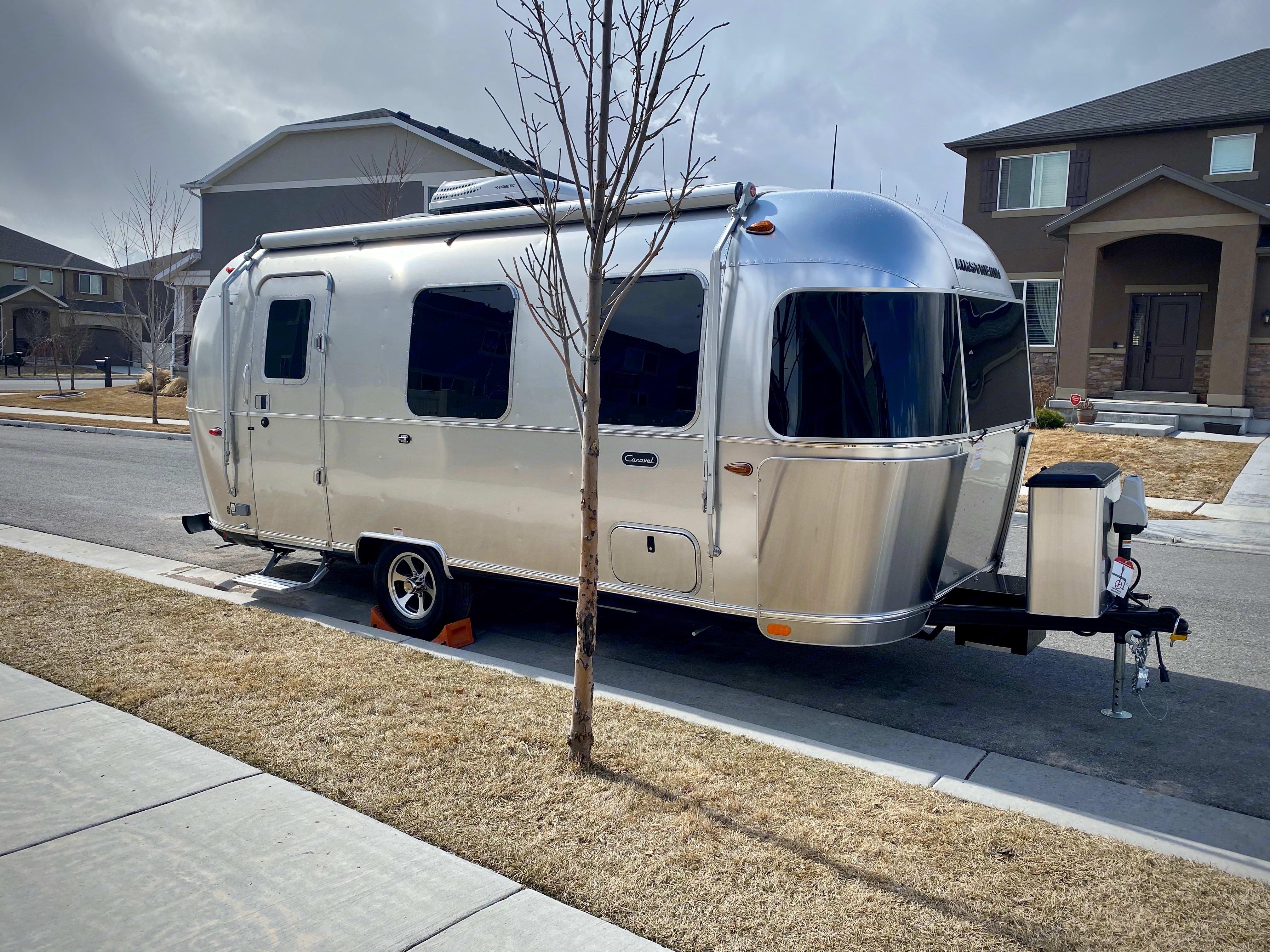 Airstream Caravel 2020