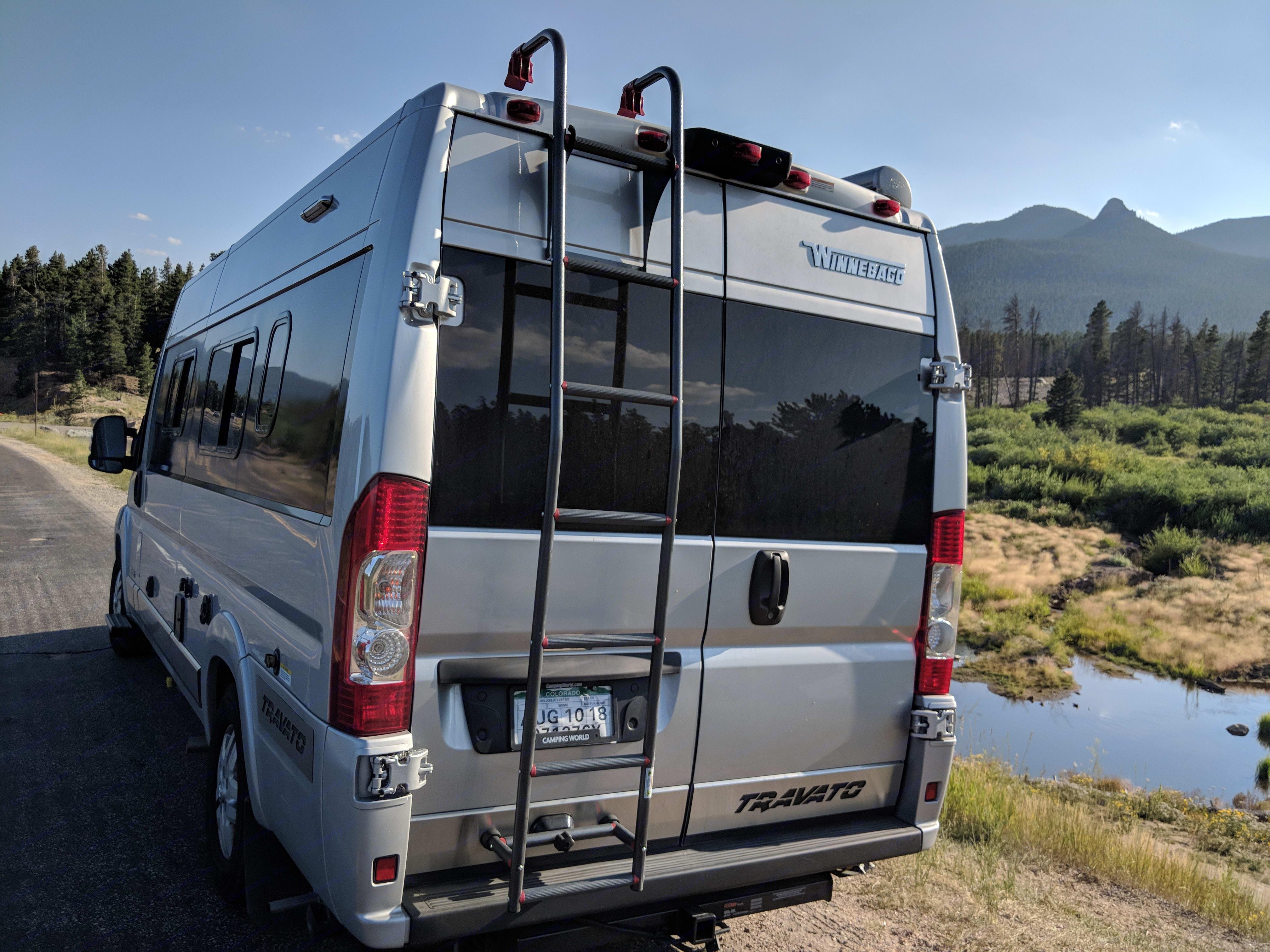 Winnebago Travato Camper Van 2019