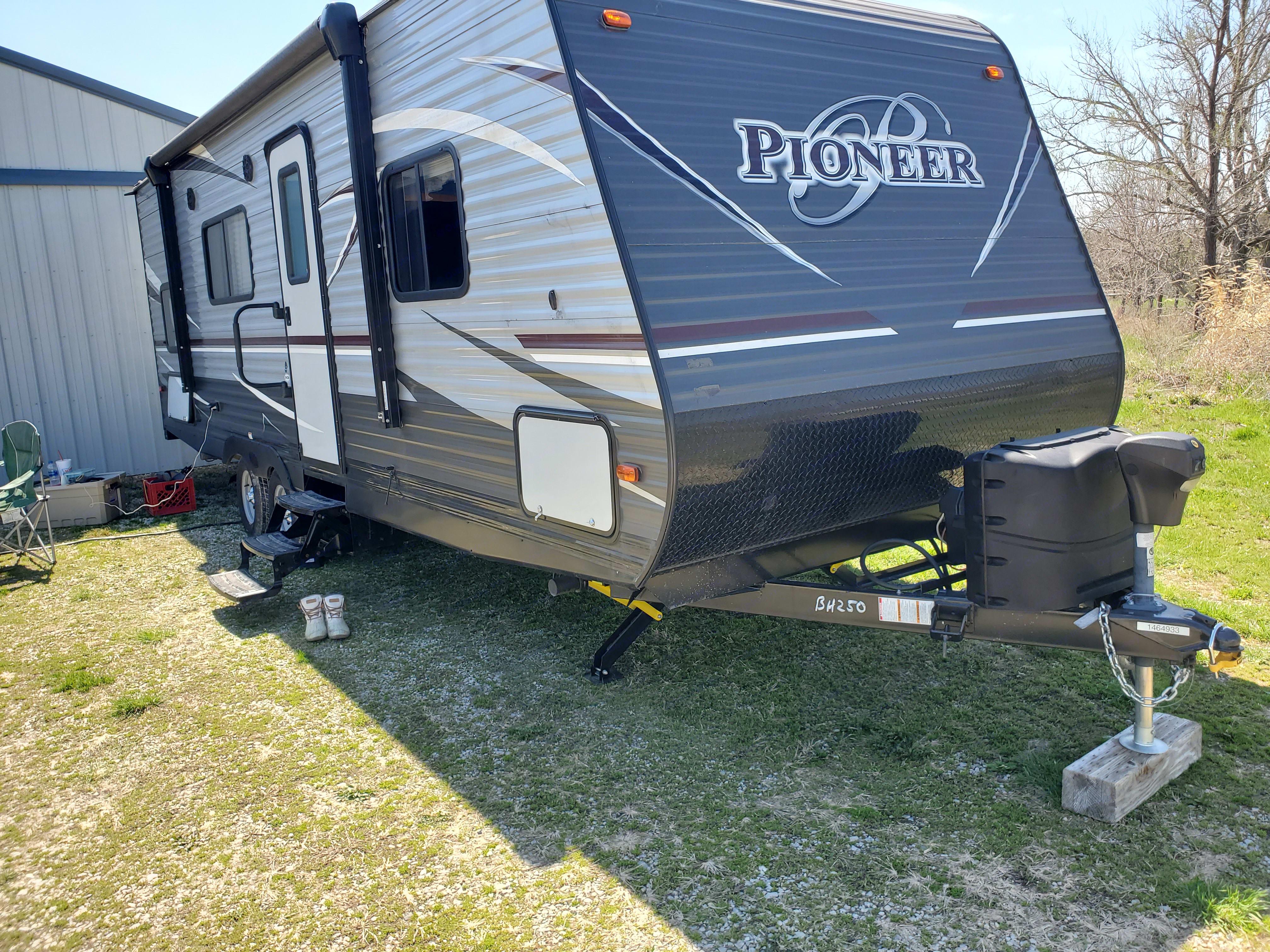Heartland Pioneer 2018