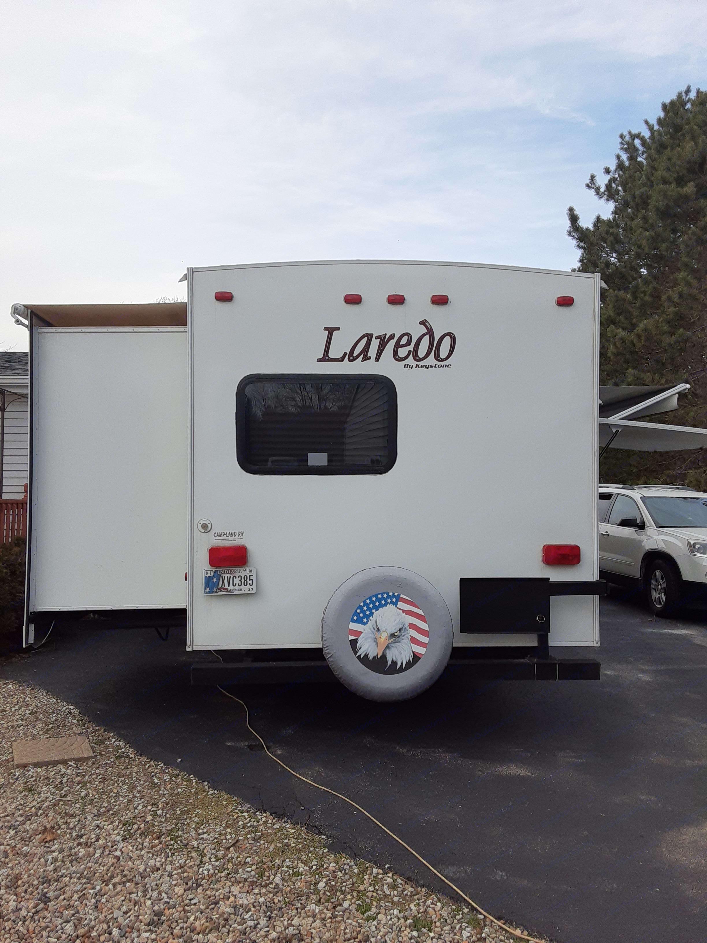 Keystone Laredo 2011