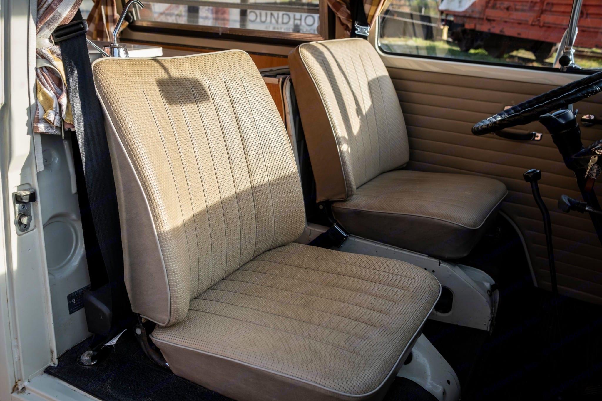 Volkswagen Westfalia 1969