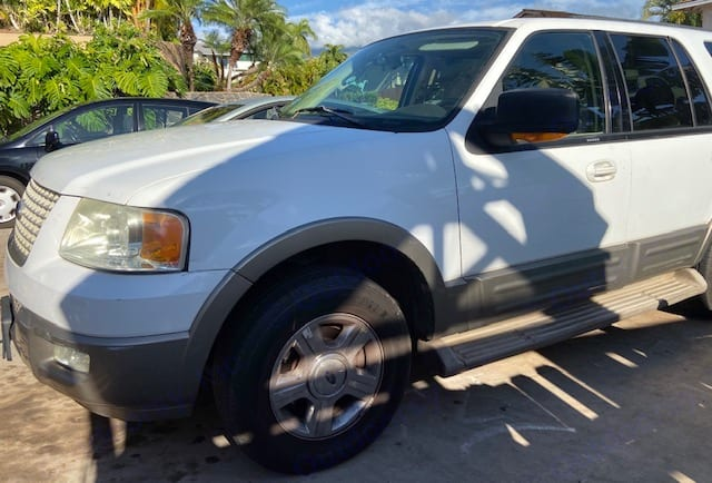 Ford Ford Expedition 2004