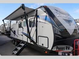 side entry with electric awning. Cruiser Rv Corp Shadow Cruiser 2021