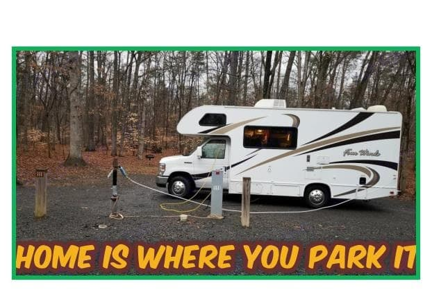 Home is where you park it.. Thor Motor Coach Four Winds 2015