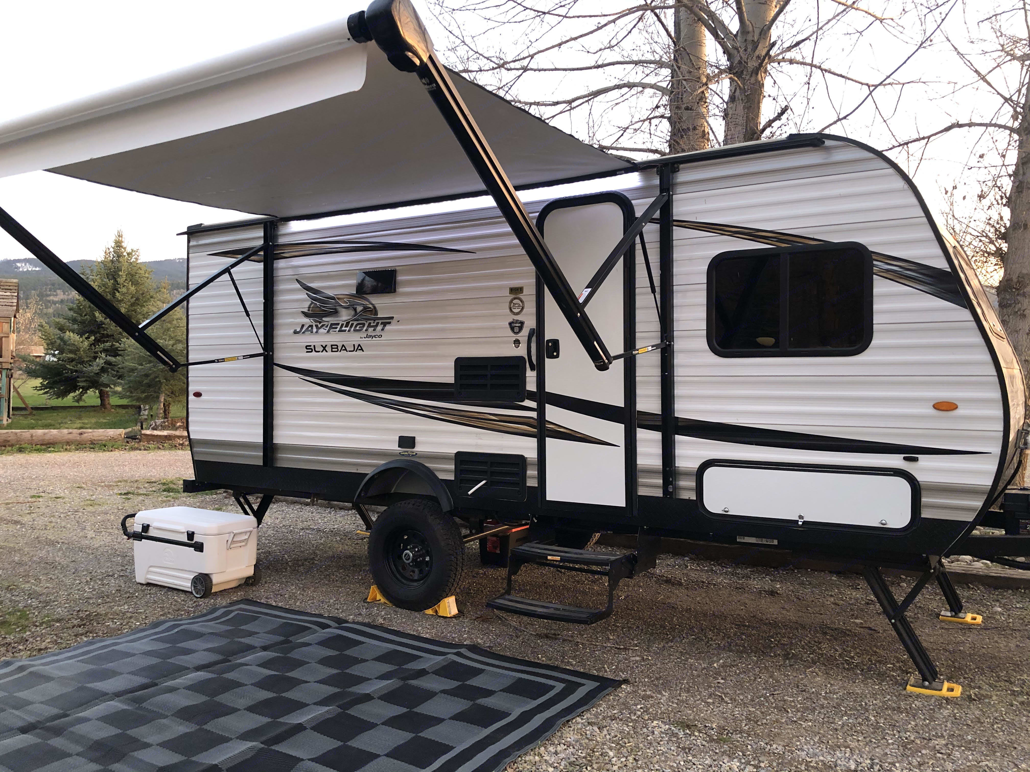 Weekend ready. Jayco Jay Flight 2020