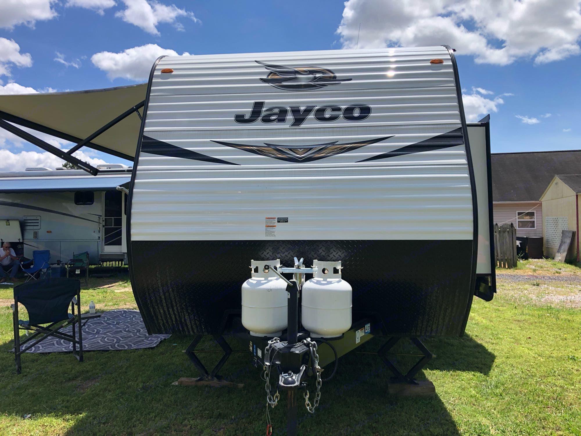 2. 5/16 Ball Hitch. Jayco Jay Flight 2020