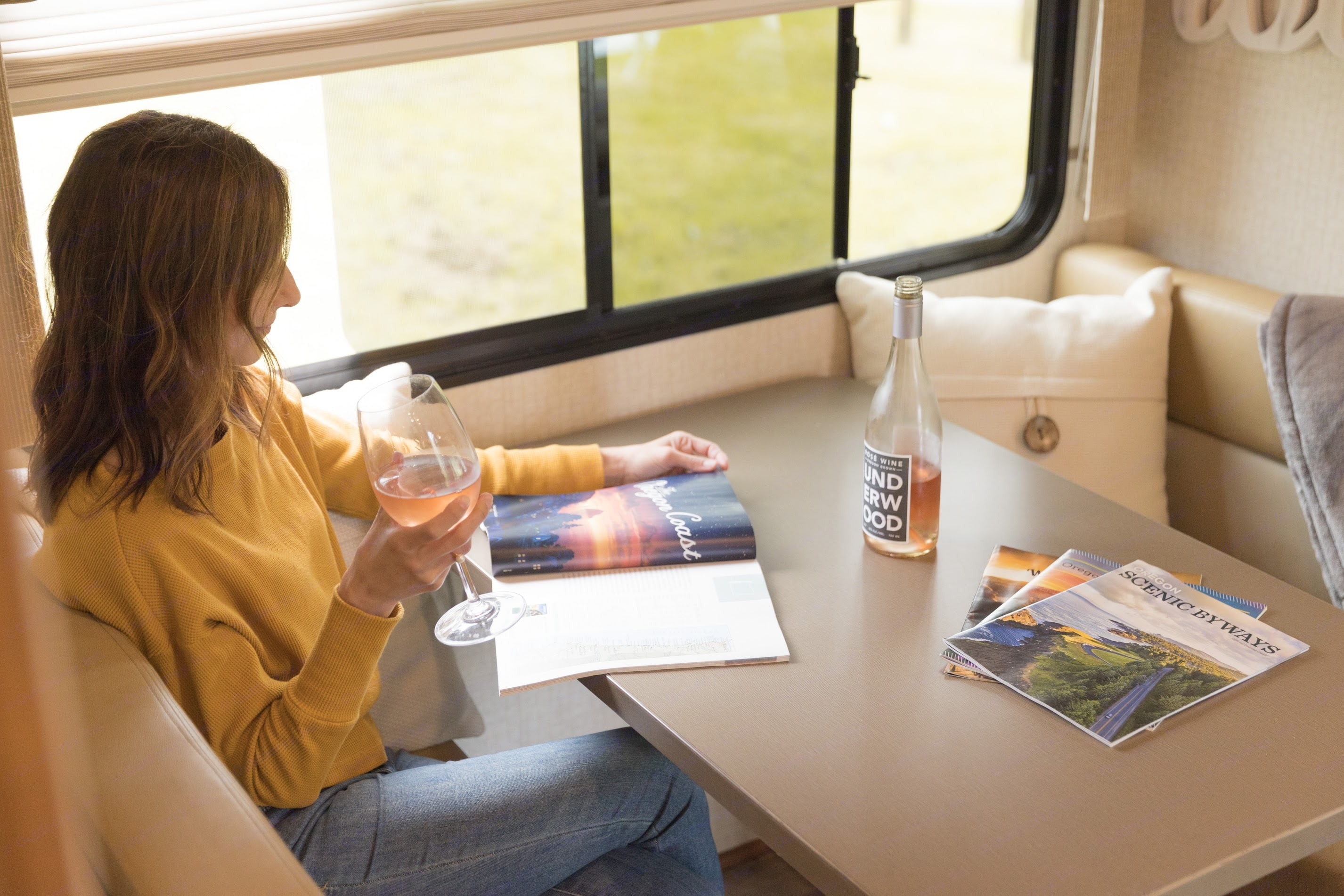 Planning Your Dream Trip Right Now?. Winnebago Minnie 2017