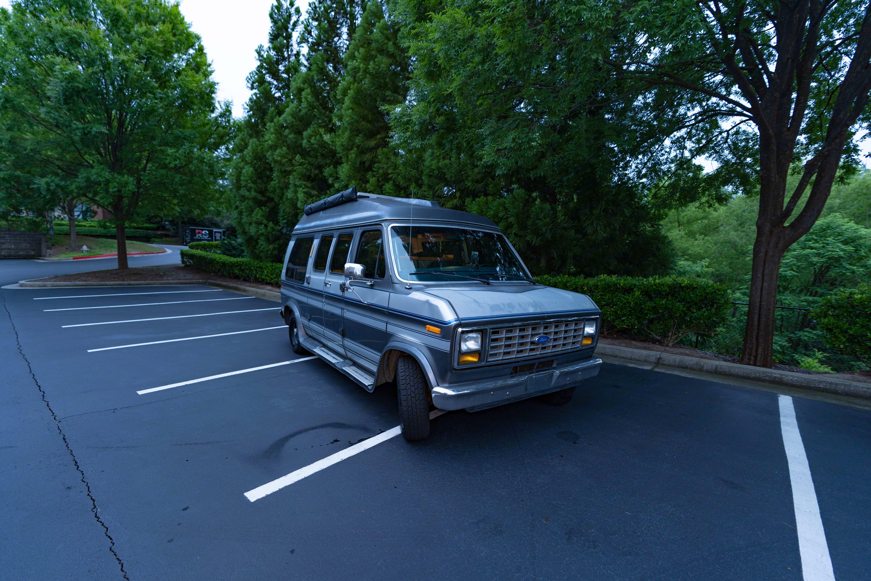 Ford E150ChariotHi-TopConversion 1991