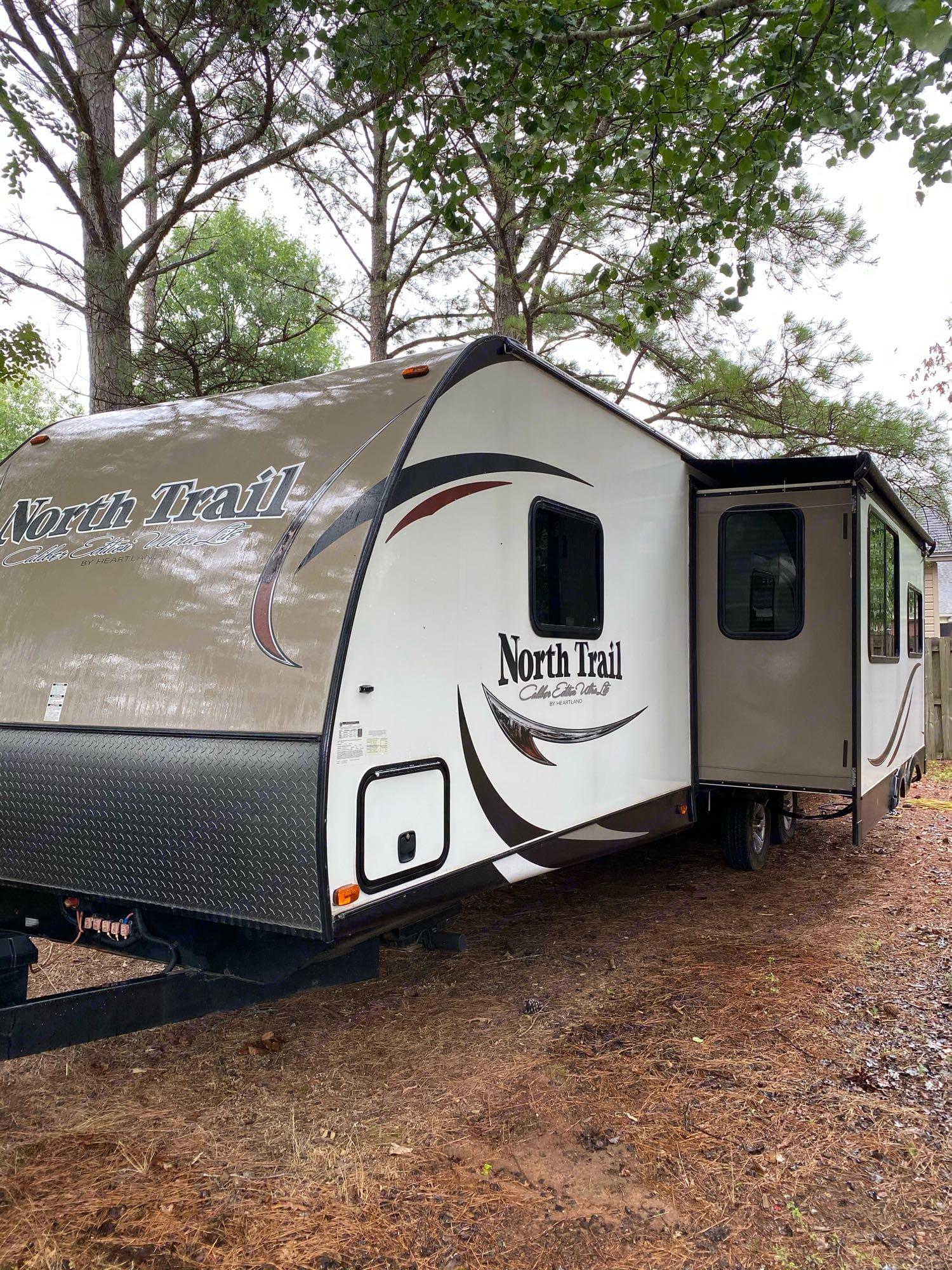 Heartland North Trail 2017