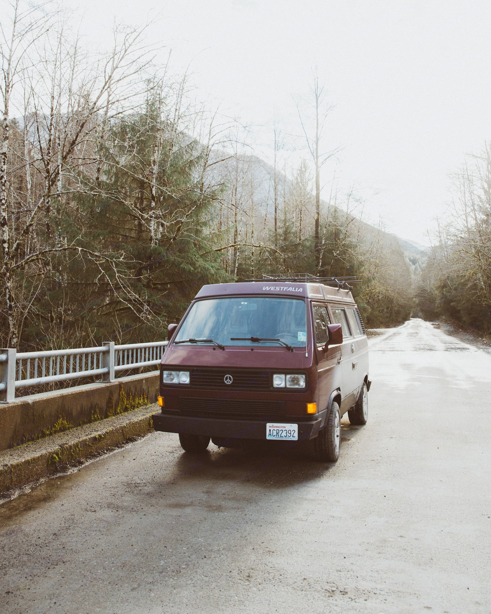 Volkswagen Vanagon 1990