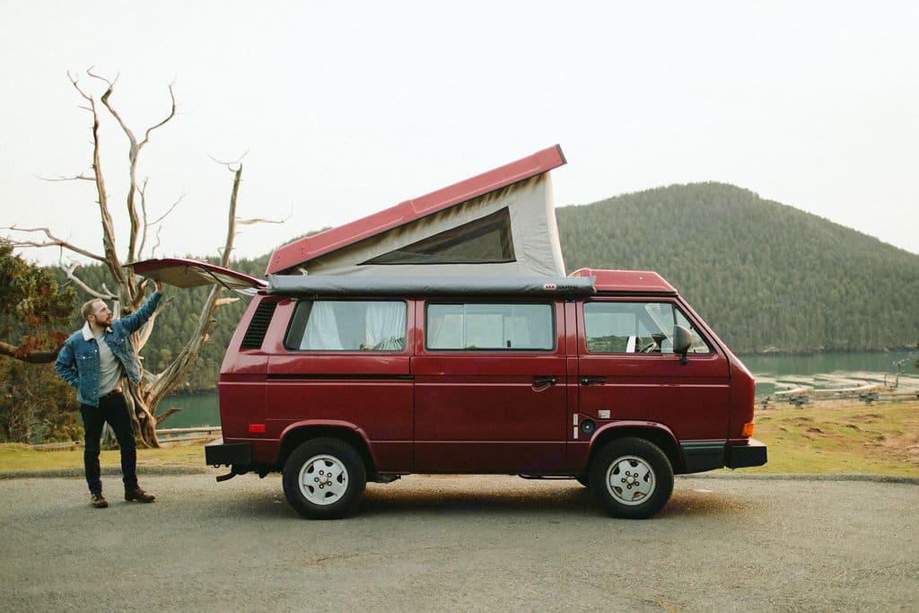 Volkswagen Vanagon 1987