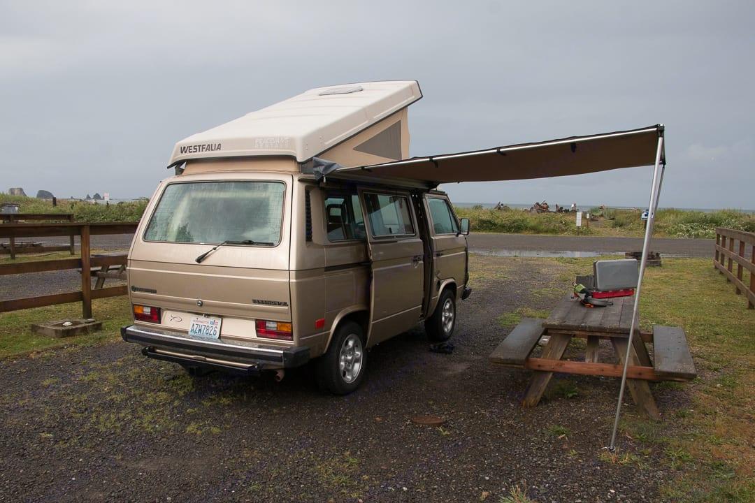 Volkswagen Westfalia 1985