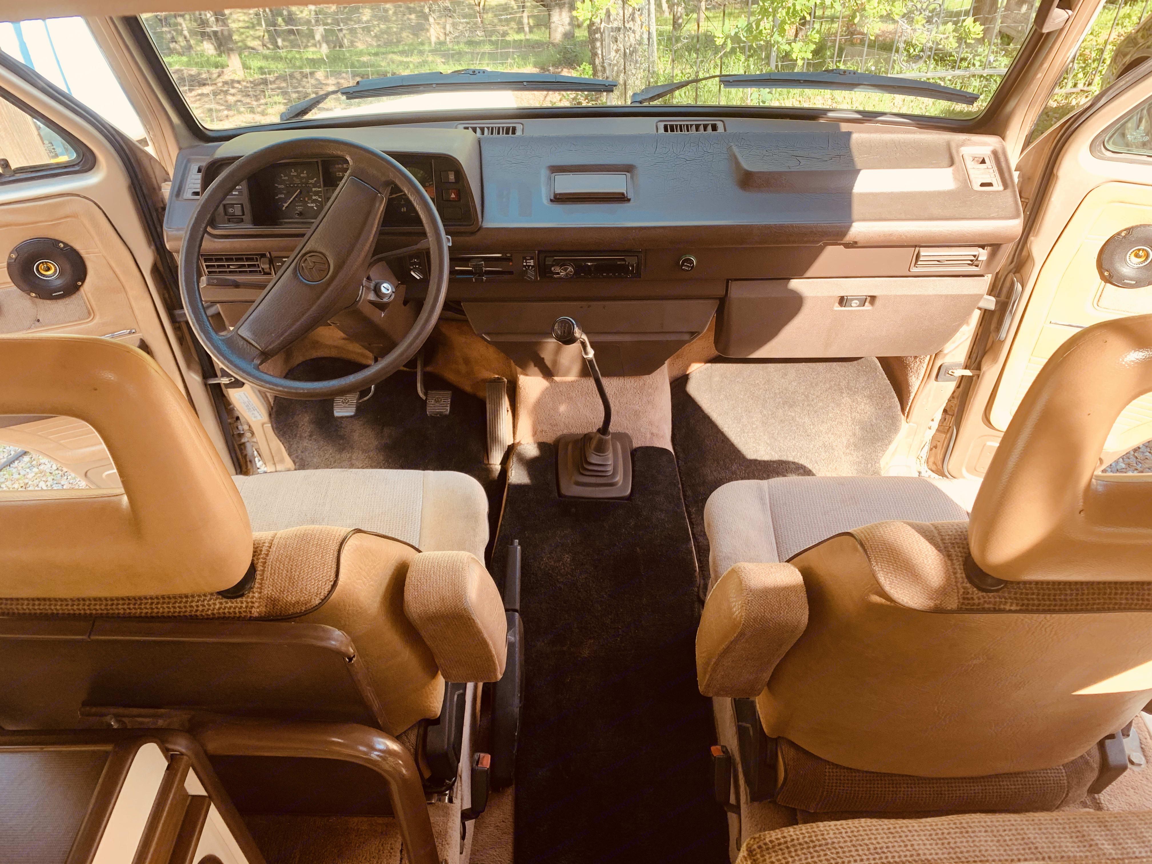 Westfalia T3 Westfalia 1986