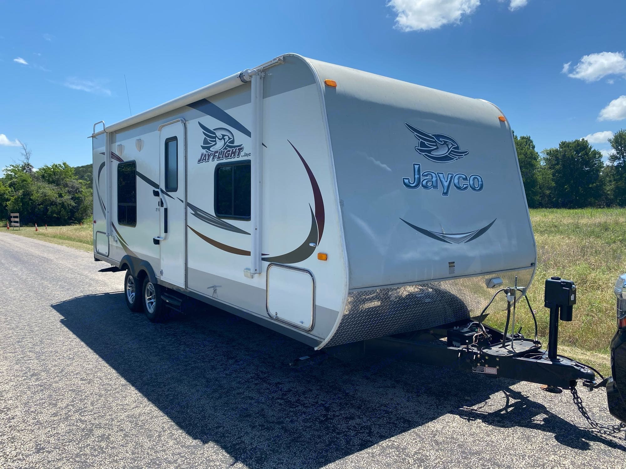 Never towed an RV before? Our 2014 Jayco Jayflight is a great introduction.. Jayco Jay Flight 2014